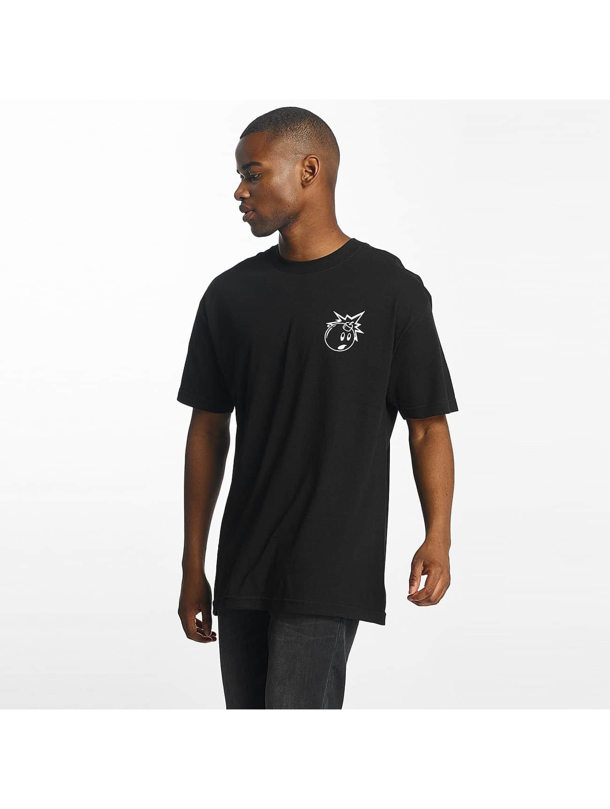 The Hundreds Männer T-Shirt Forever Simple Adam in schwarz