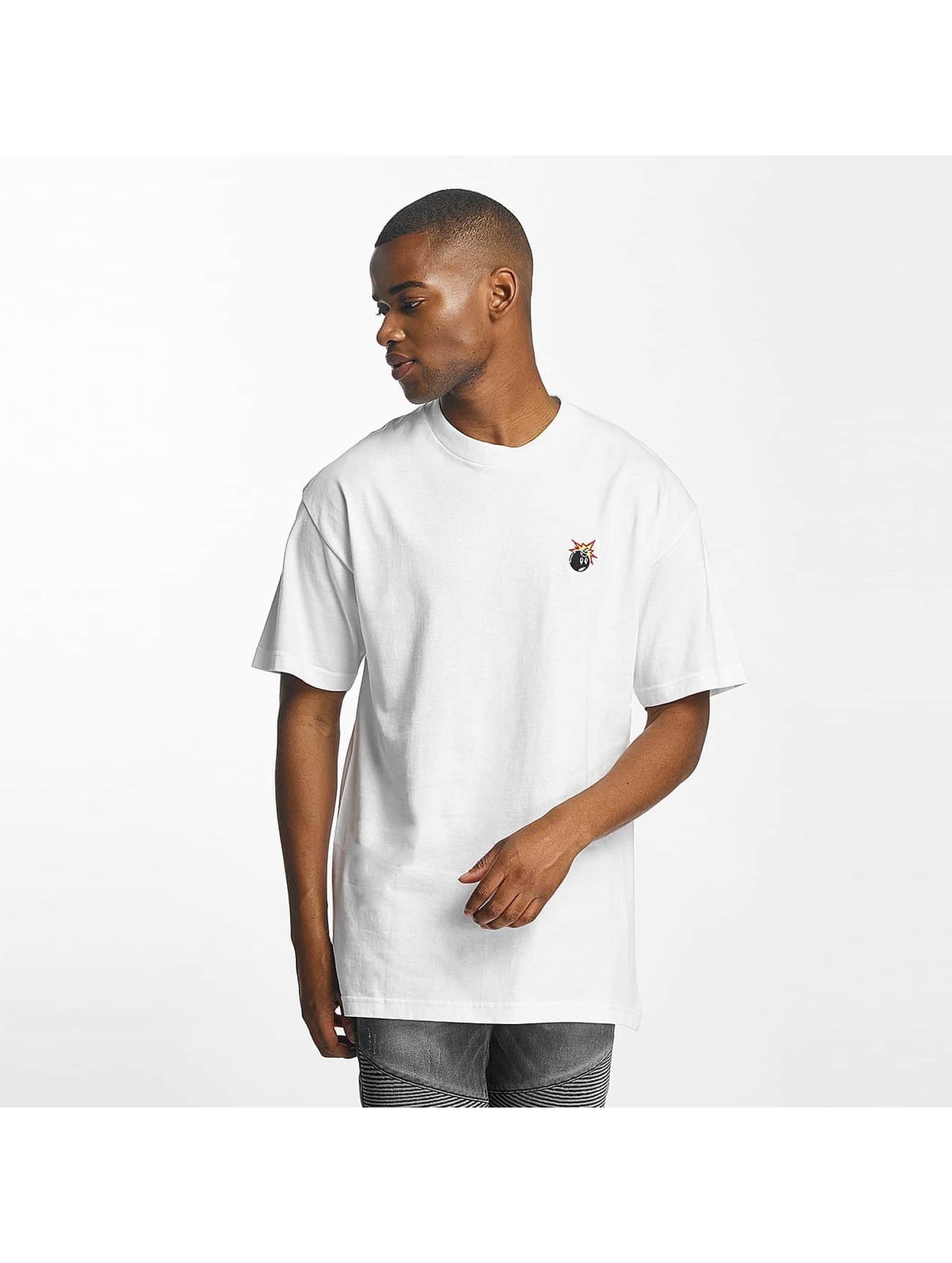 The Hundreds Männer T-Shirt Crest Adam in weiß