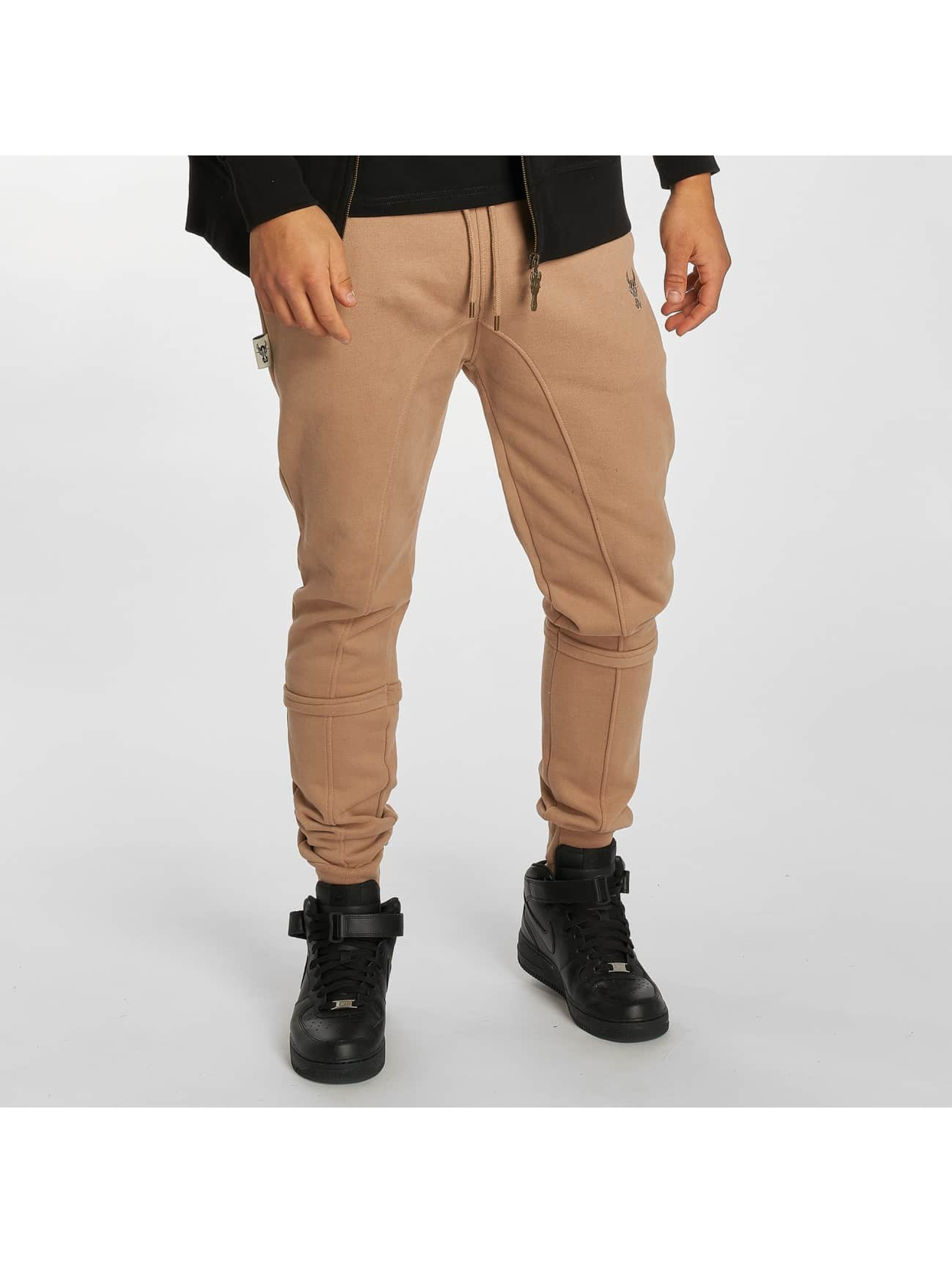 Cavallo de Ferro / Sweat Pant Bull in brown XL