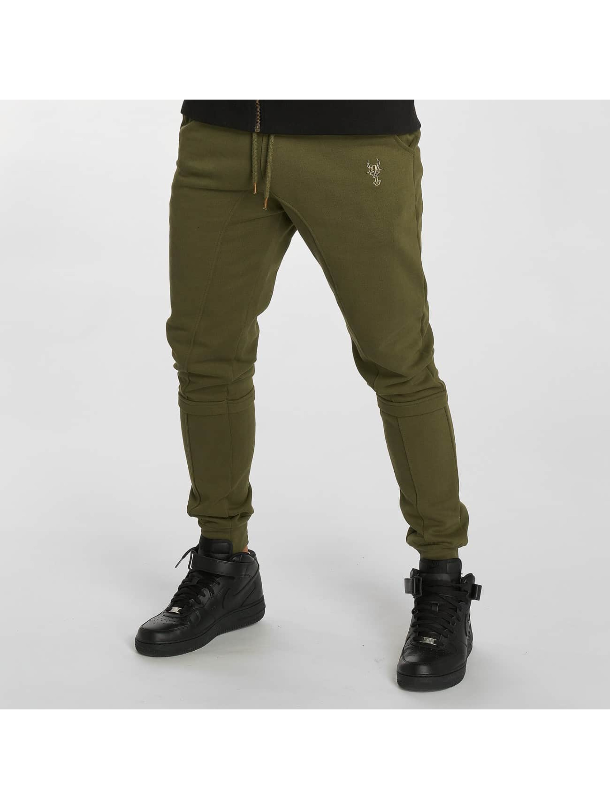 Cavallo de Ferro / Sweat Pant Bull in olive S