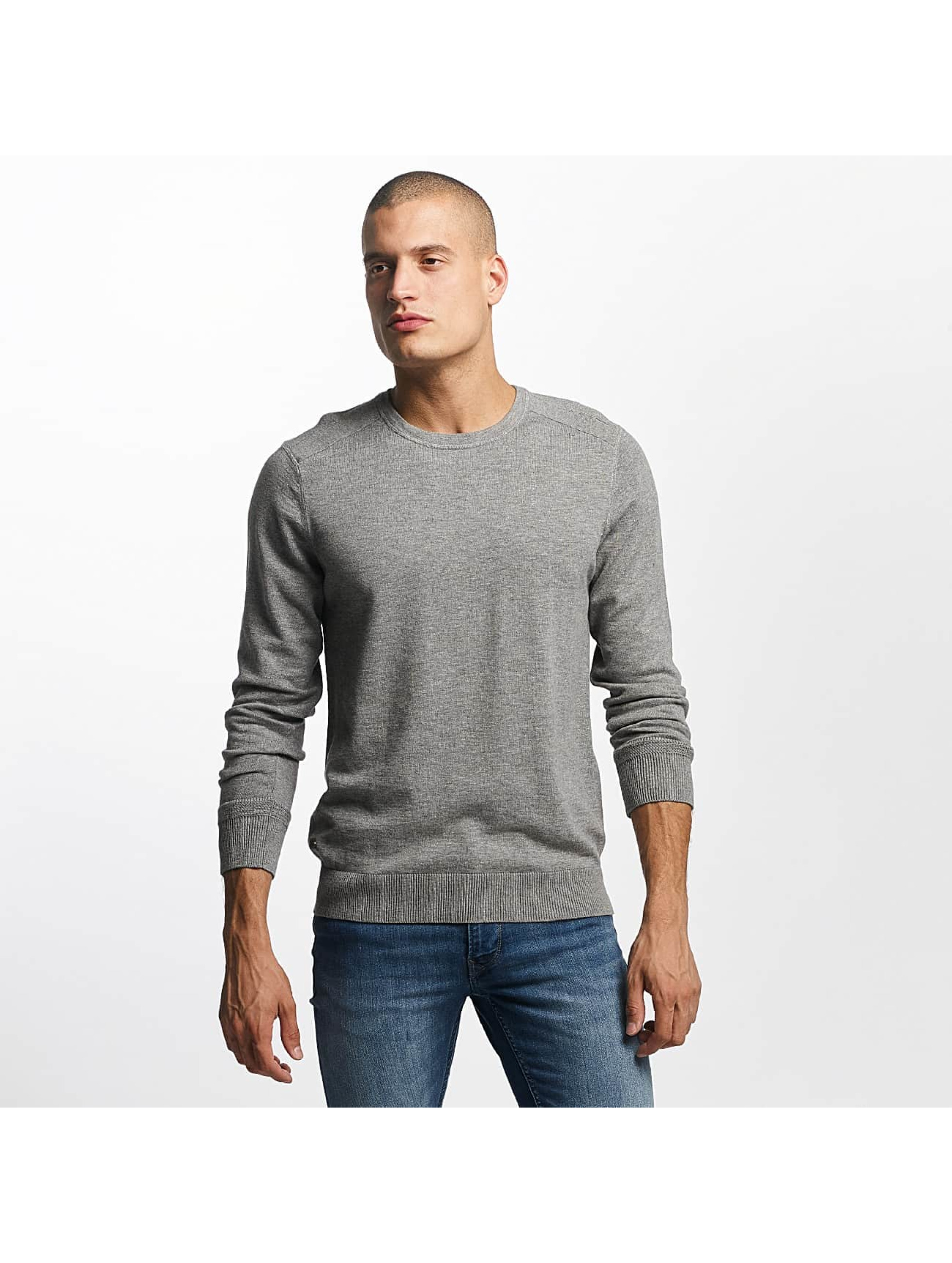 Oxbow Männer Pullover Palangri in grau