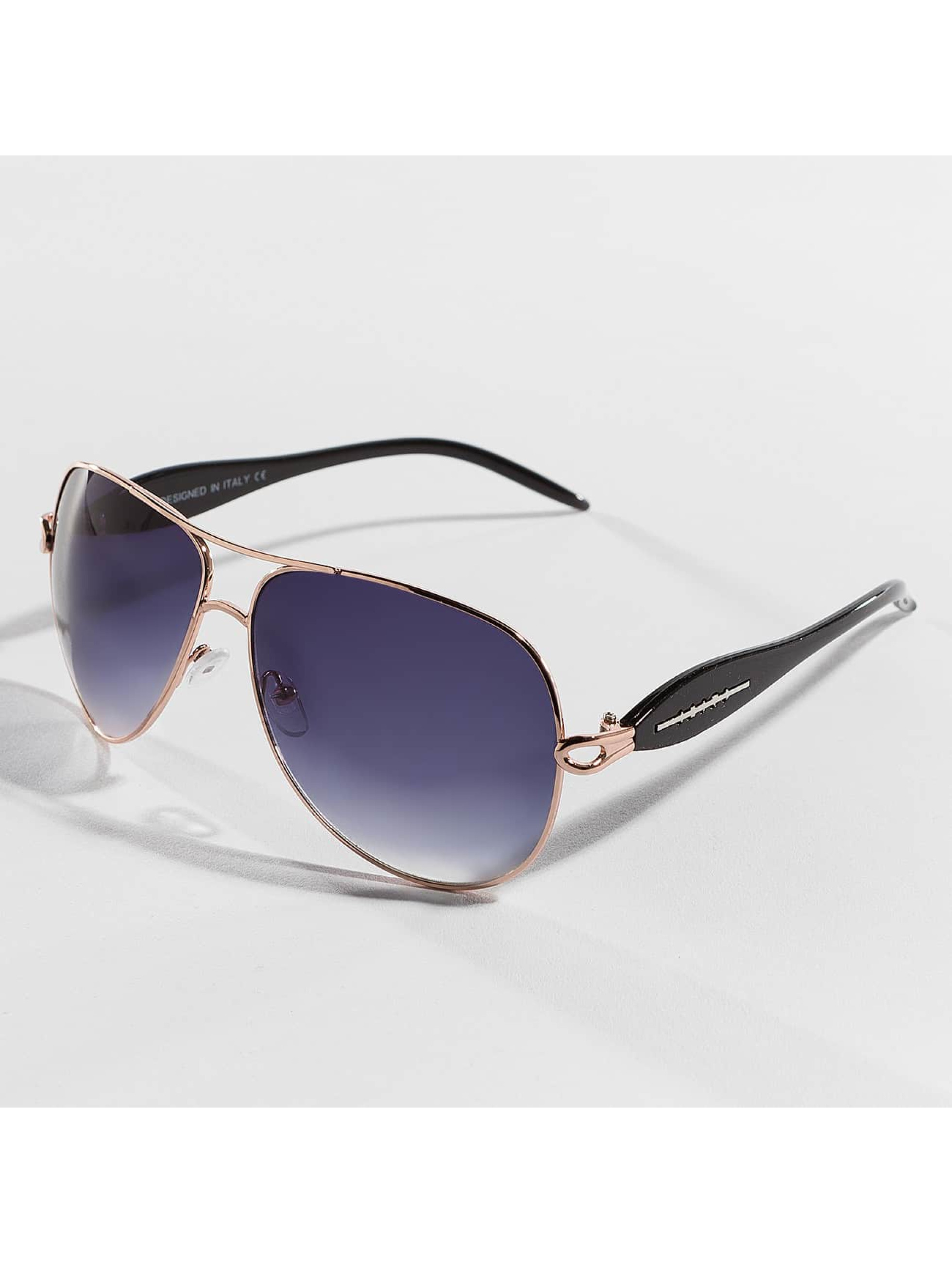 Hailys Ibiza Up Sunglasses Rose Black