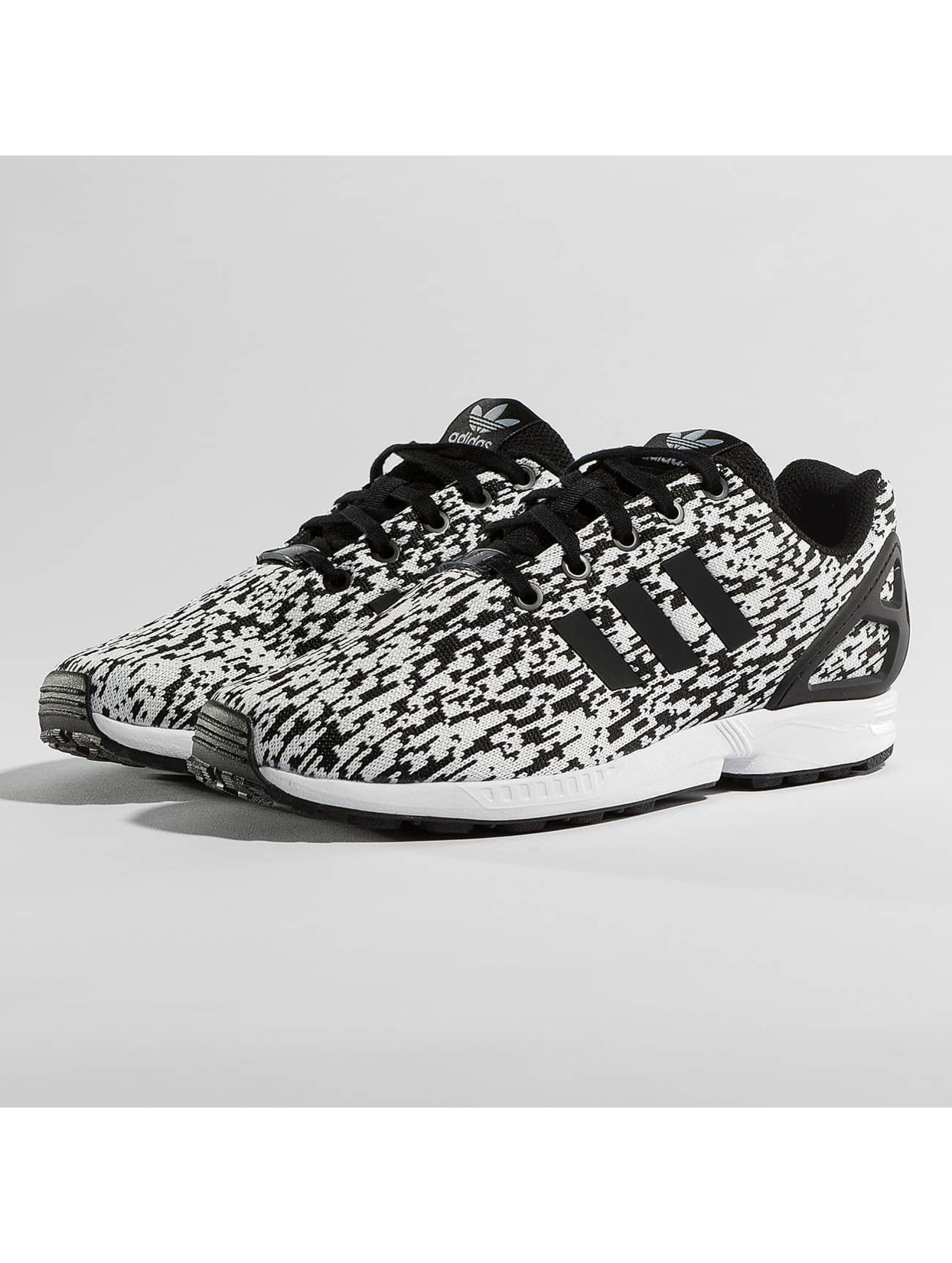 adidas Frauen,Kinder Sneaker ZX Flux J in schwarz