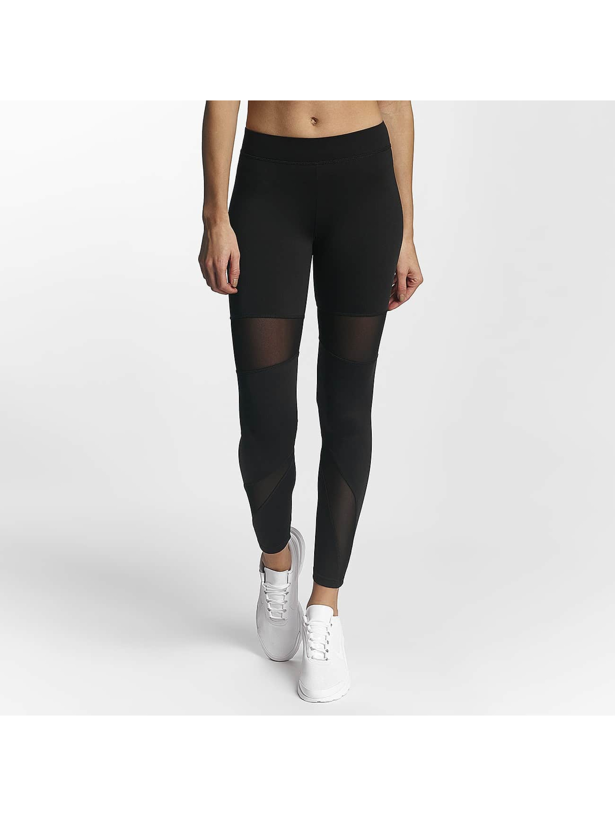 Only Frauen Legging onlVamina in schwarz