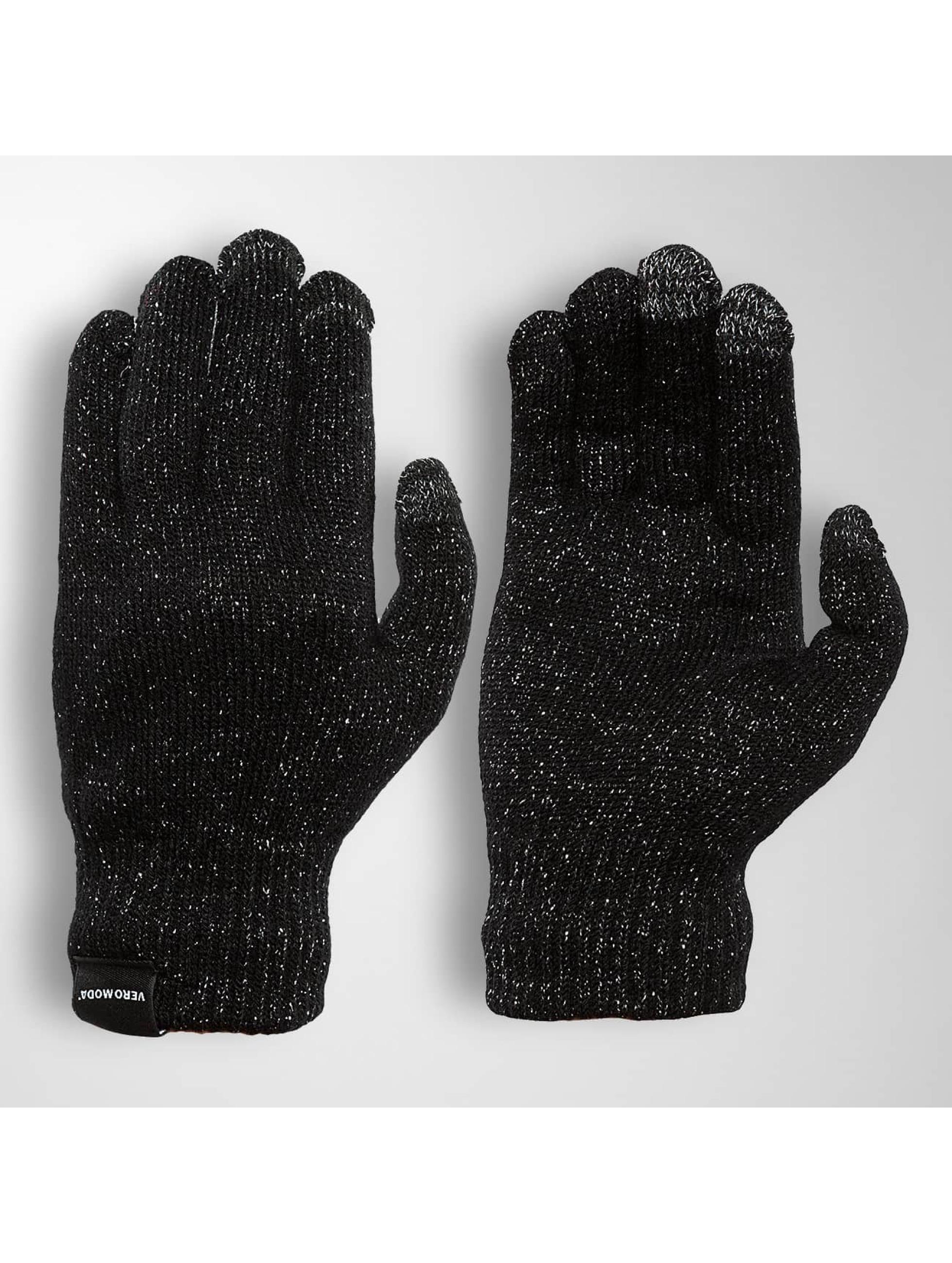 Vero Moda Frauen Handschuhe vmVilde in schwarz