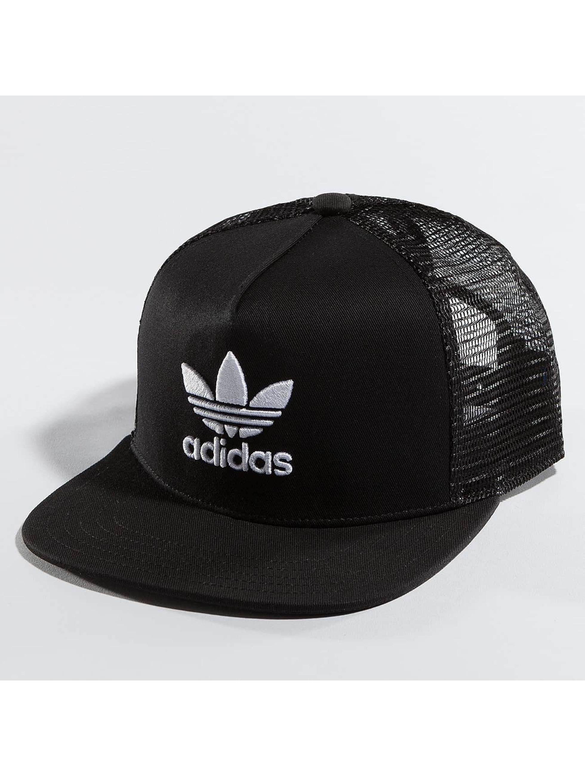 adidas herren caps trucker cap trefoil ebay. Black Bedroom Furniture Sets. Home Design Ideas