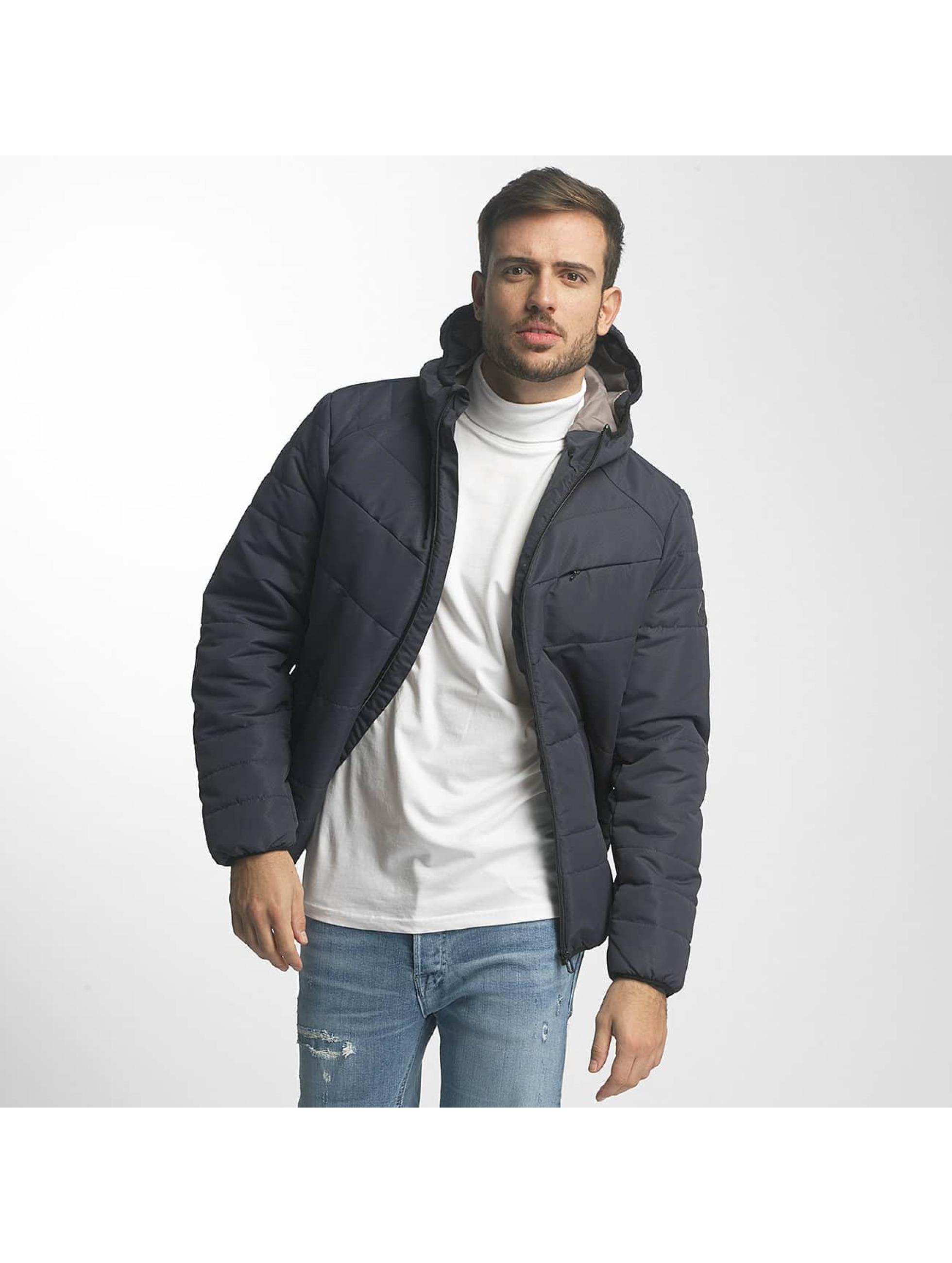 Only & Sons Männer Winterjacke onsFalke in blau