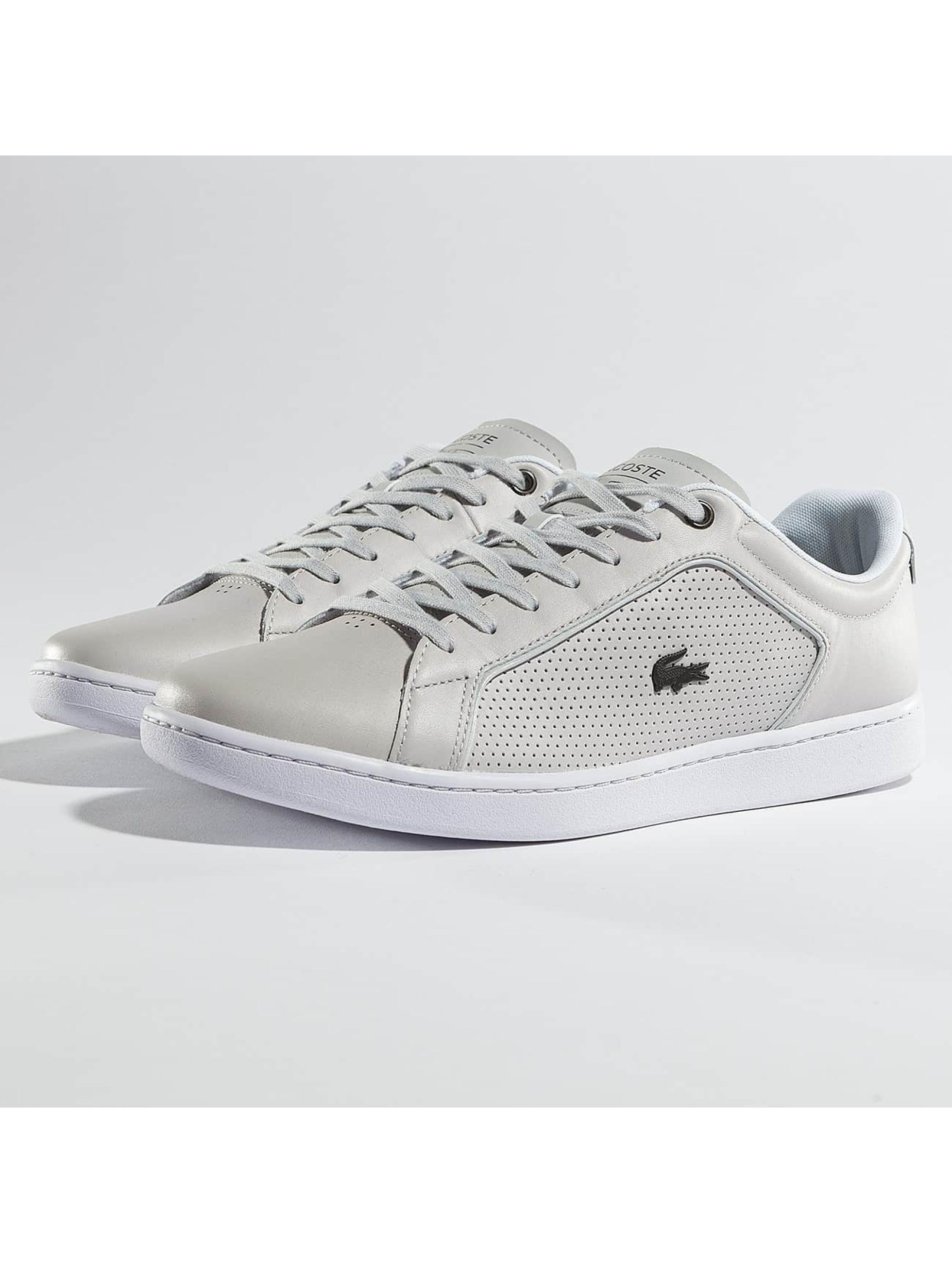 Lacoste Männer Sneaker Carnaby Evo 317 10 SPM in grau