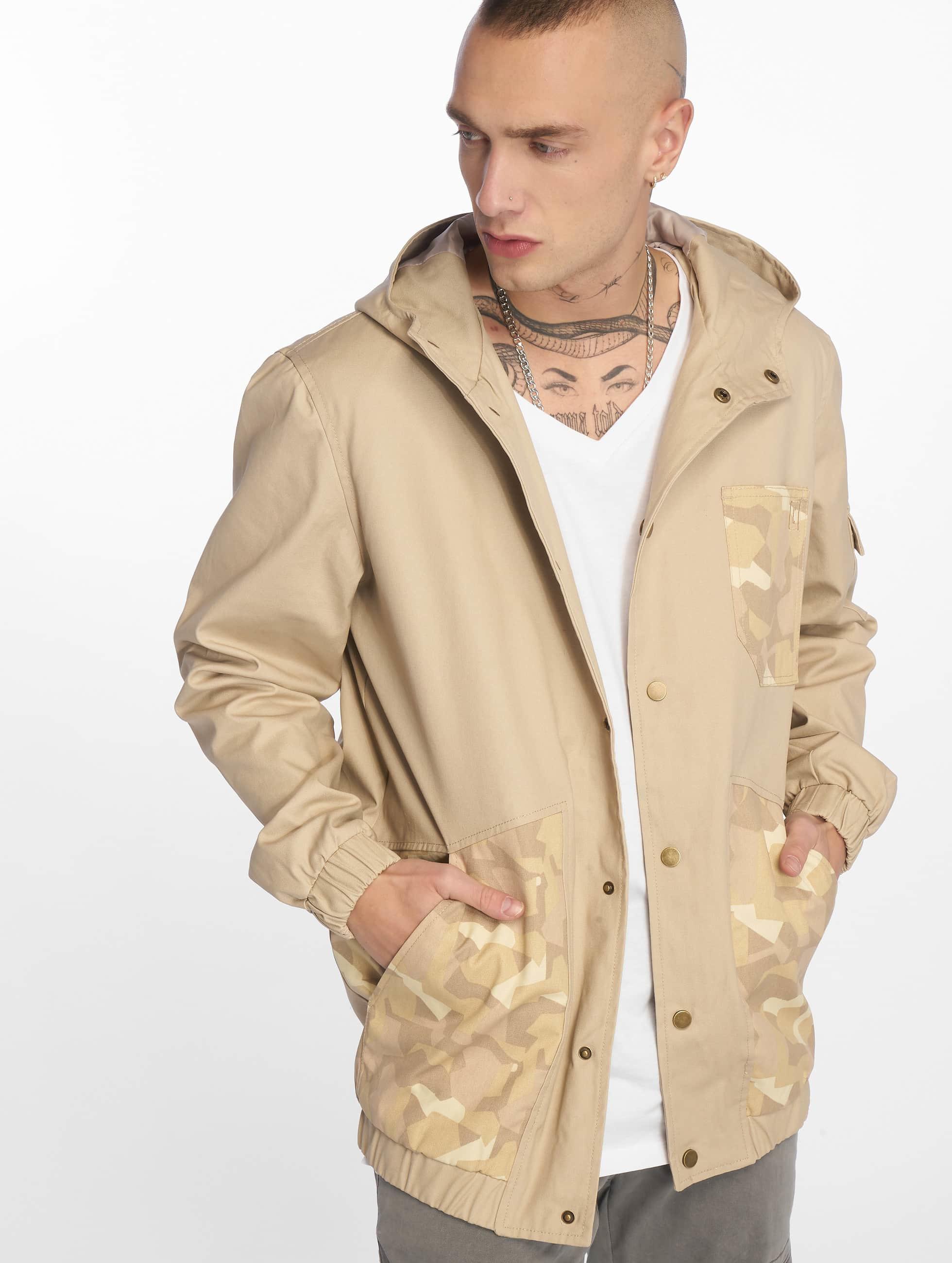 Cyprime / Lightweight Jacket Moonstone in beige XL