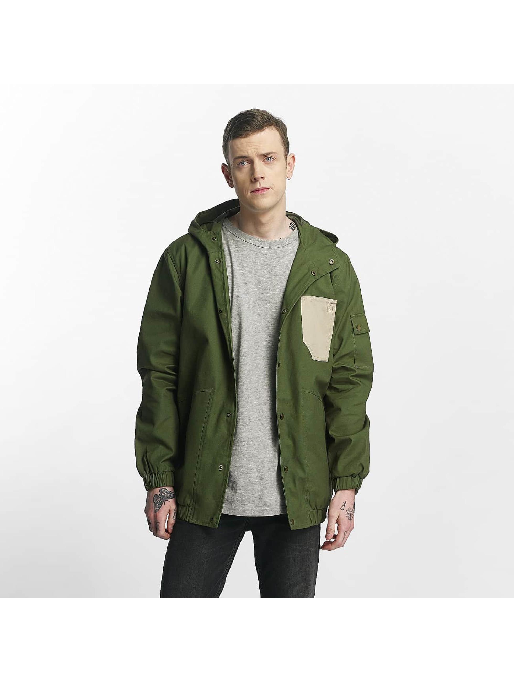 Cyprime / Lightweight Jacket Moonstone in olive XL