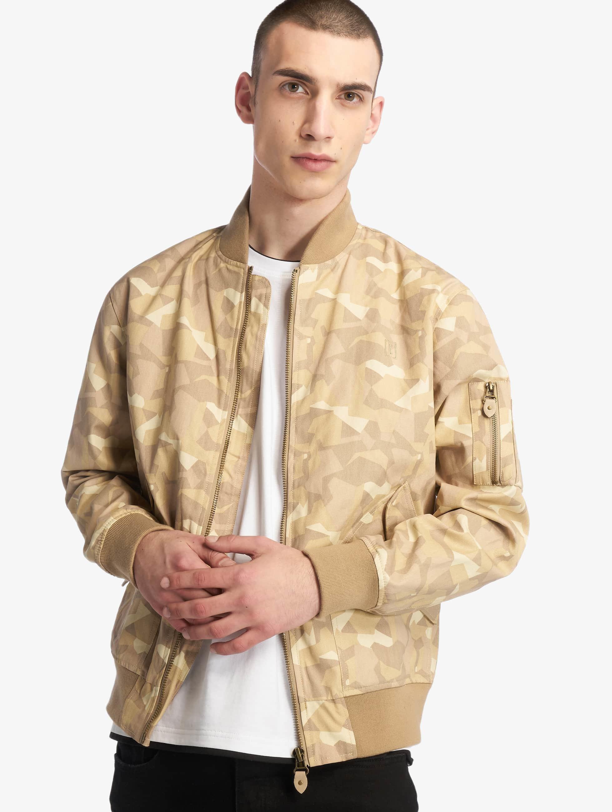 Cyprime / Bomber jacket Bomberjacket Obsidian in beige XL