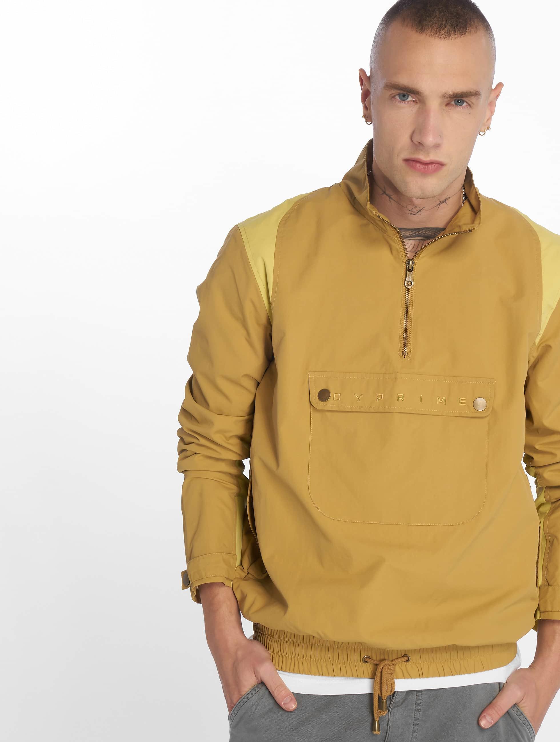 Cyprime / Lightweight Jacket Beryl in beige XL