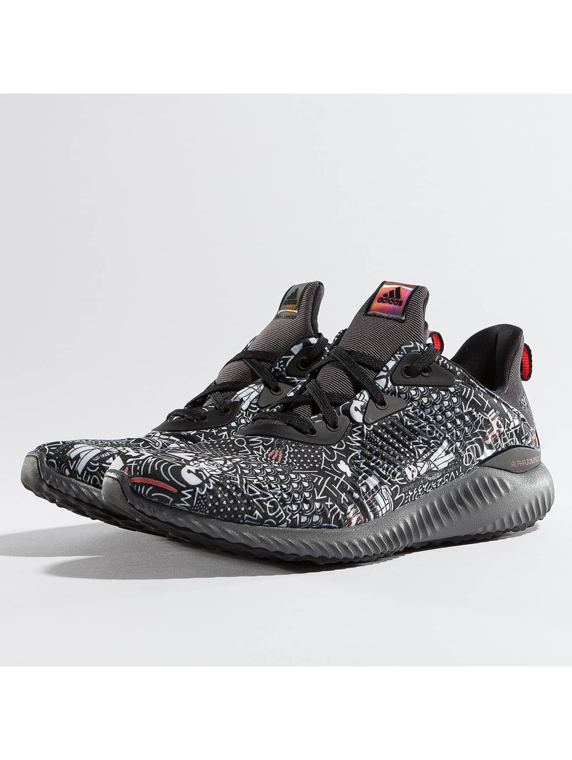 adidas Performance Frauen Sneaker Alphabounce StarWars in schwarz