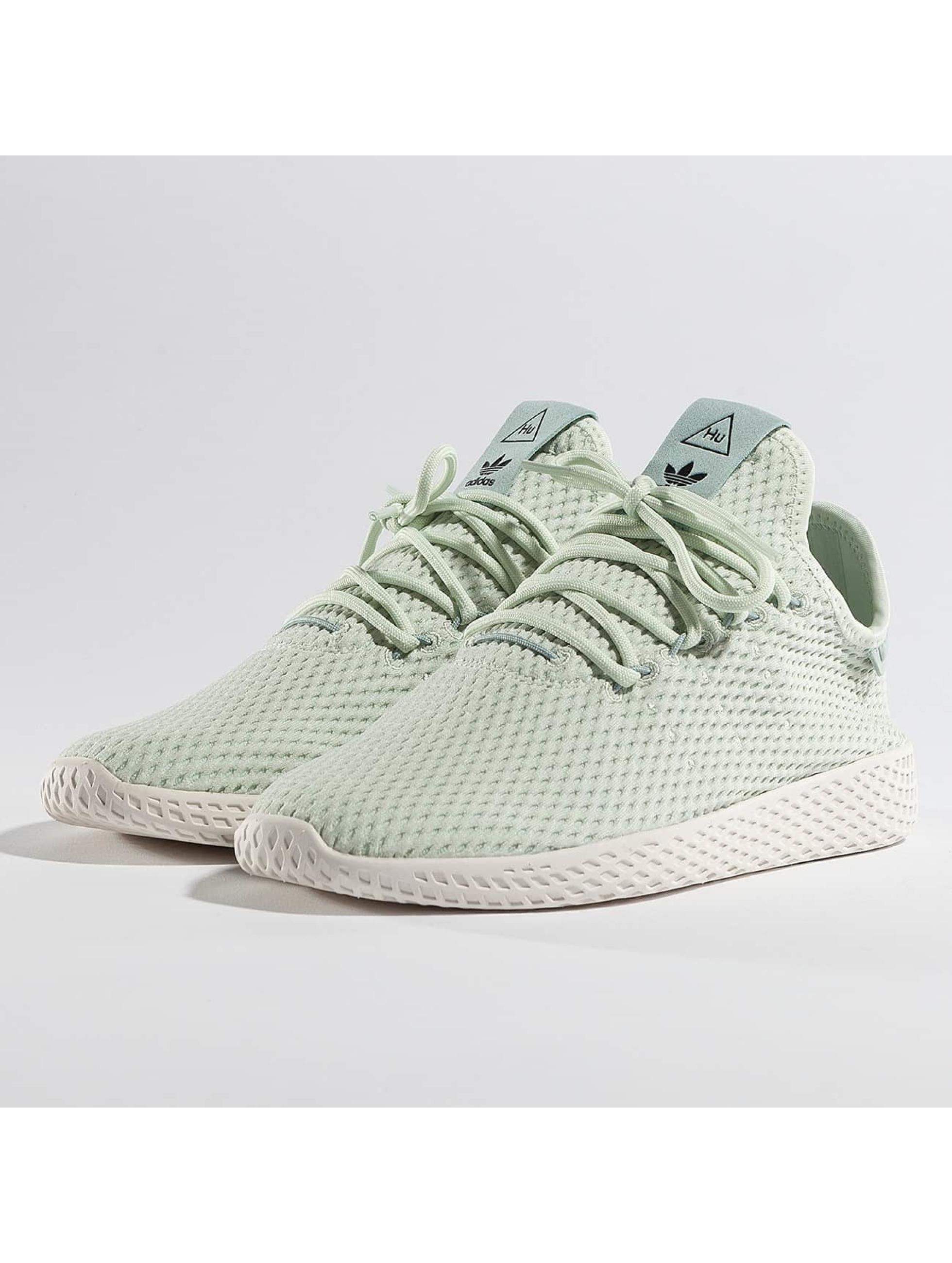 adidas Kinder Sneaker PW Tennis HU J in grün