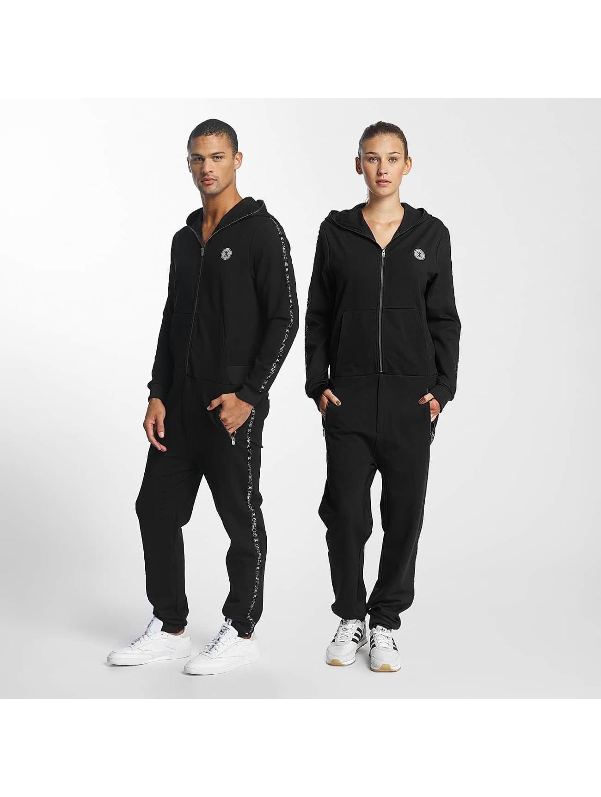 OnePiece Männer,Frauen Jumpsuit Sprinter in schwarz