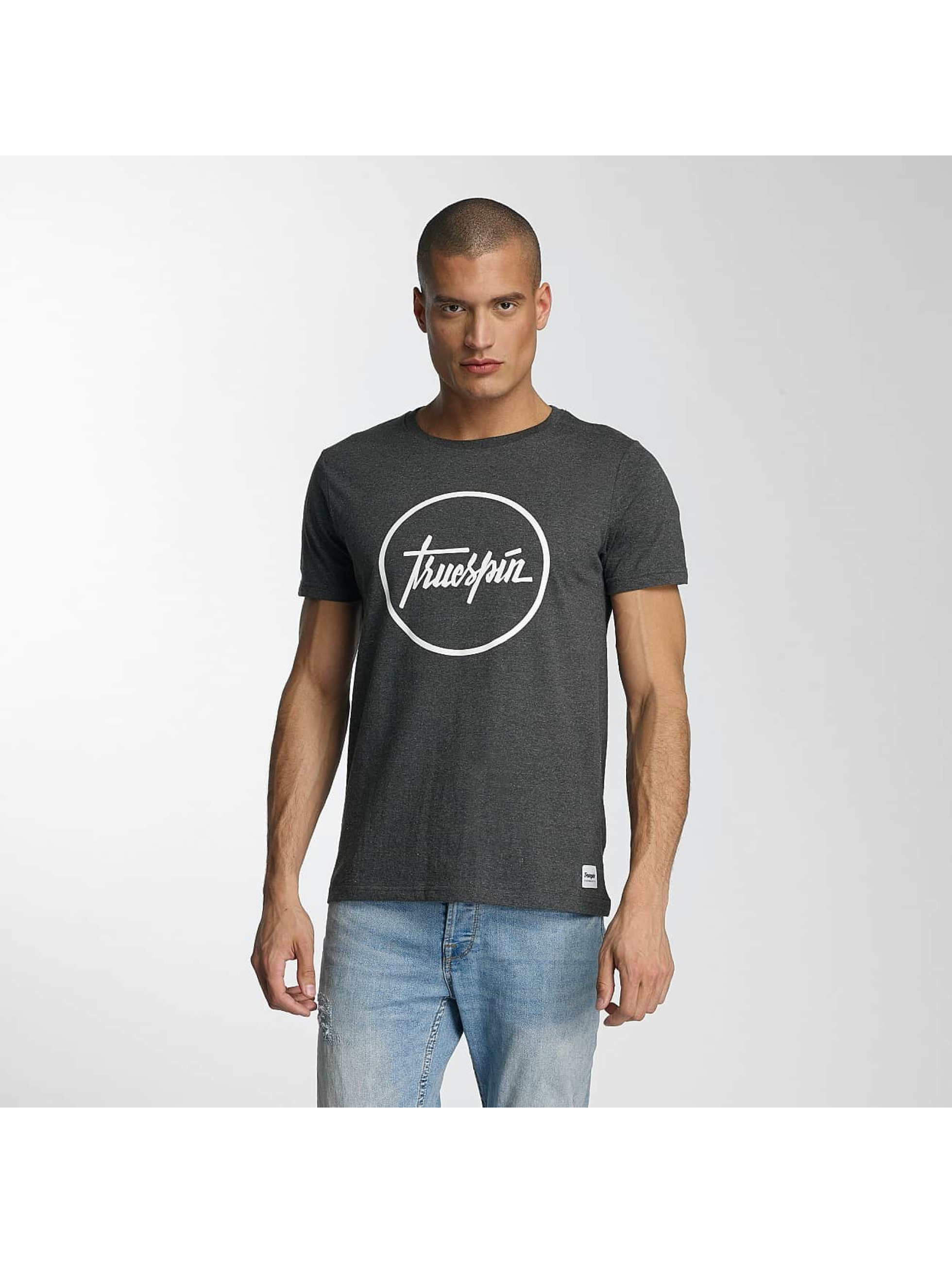 TrueSpin Männer T-Shirt 5 in grau