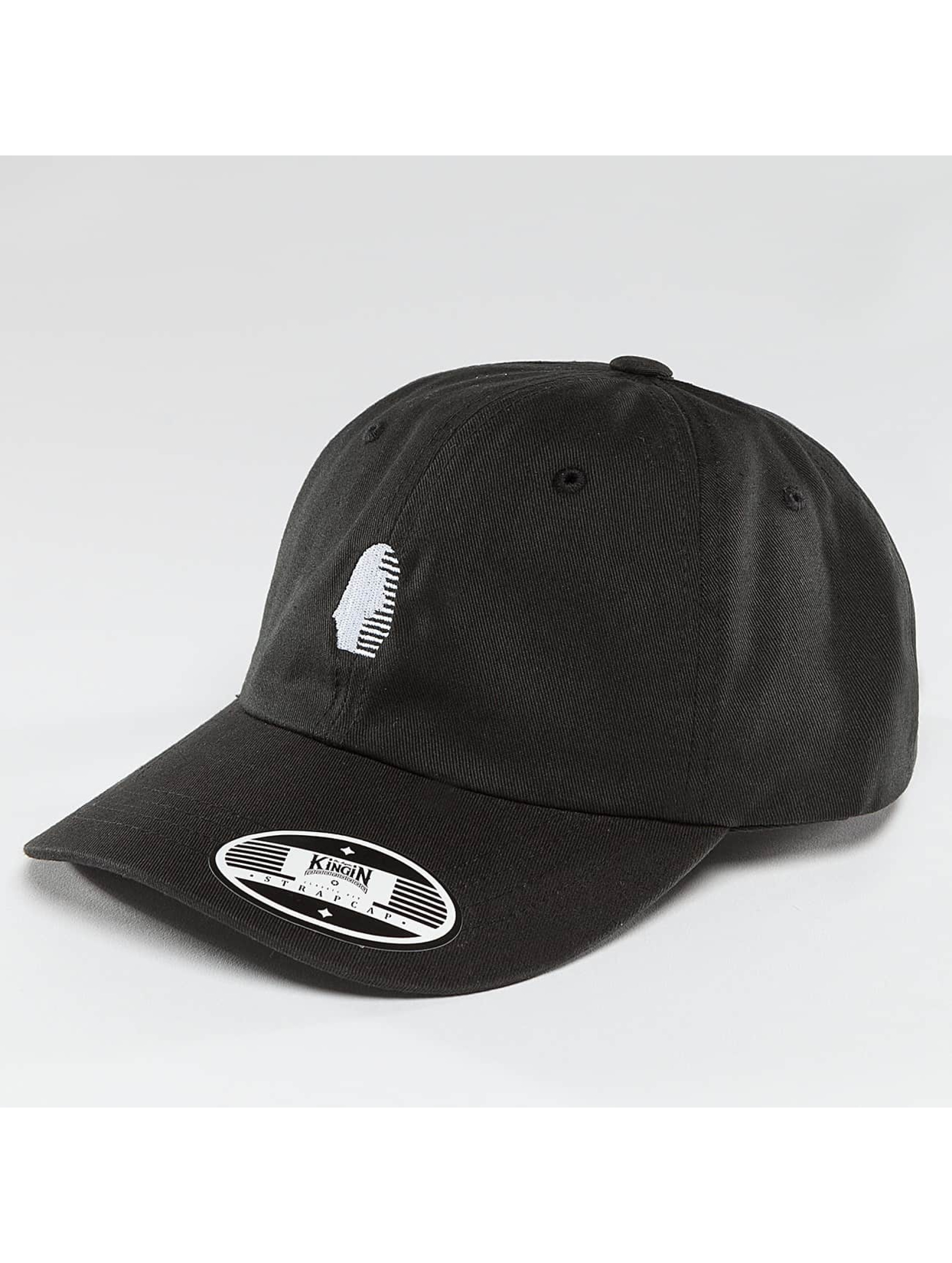 Kingin Männer,Frauen Snapback Cap OG in schwarz