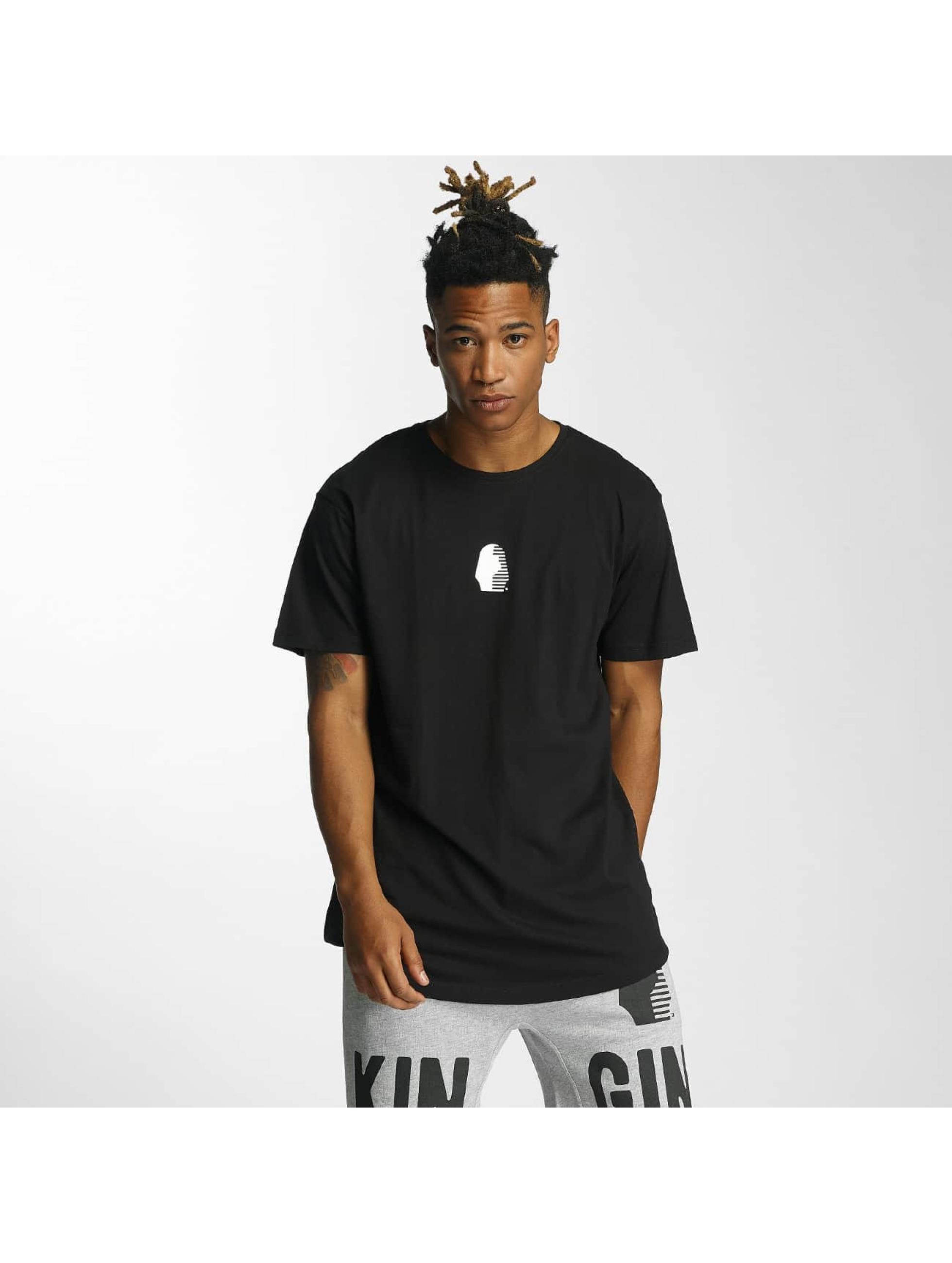 Kingin Männer T-Shirt Comp. in schwarz