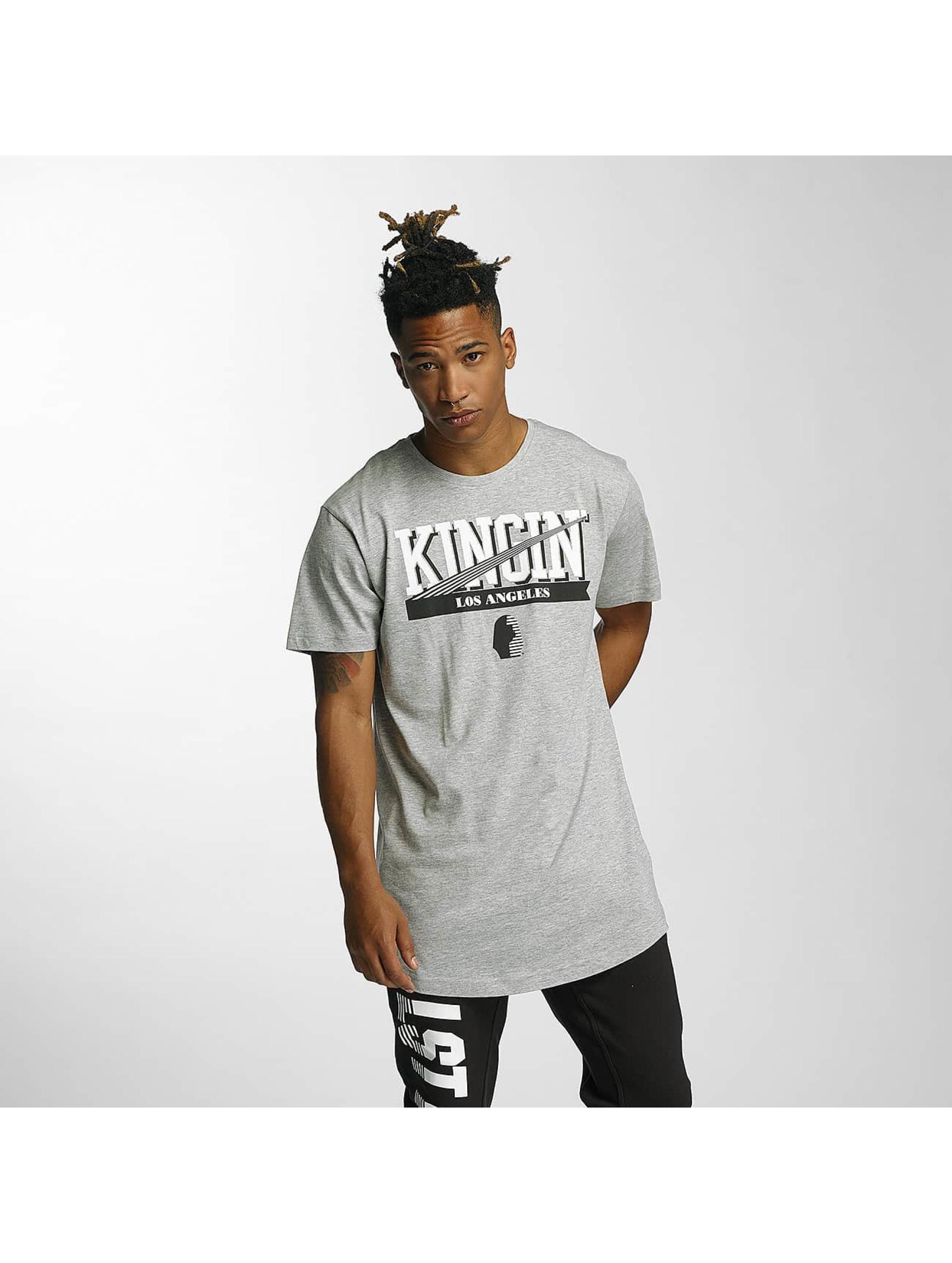 Kingin Männer T-Shirt Isis in grau