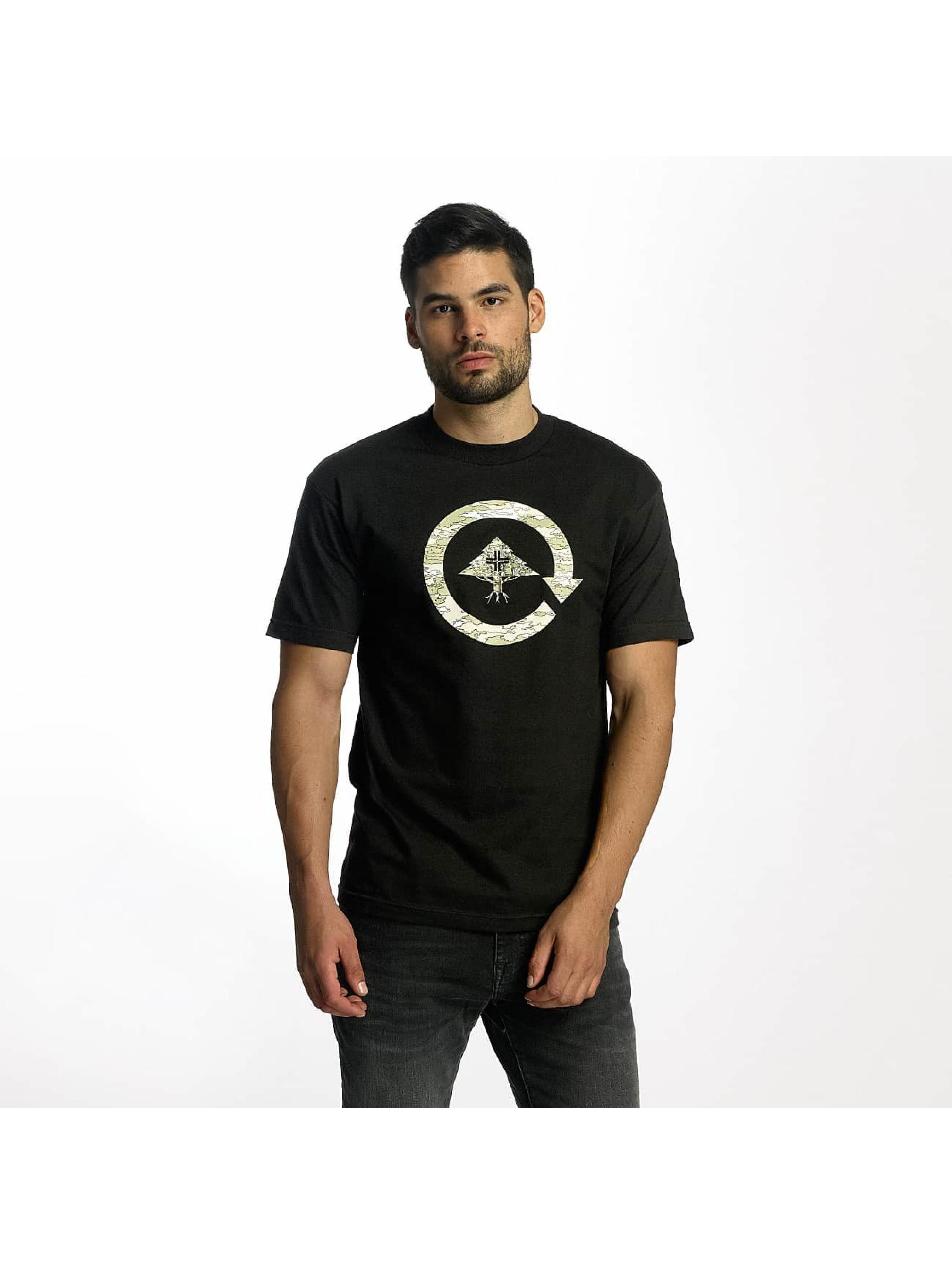 LRG Männer T-Shirt Paint 47 Icon in schwarz