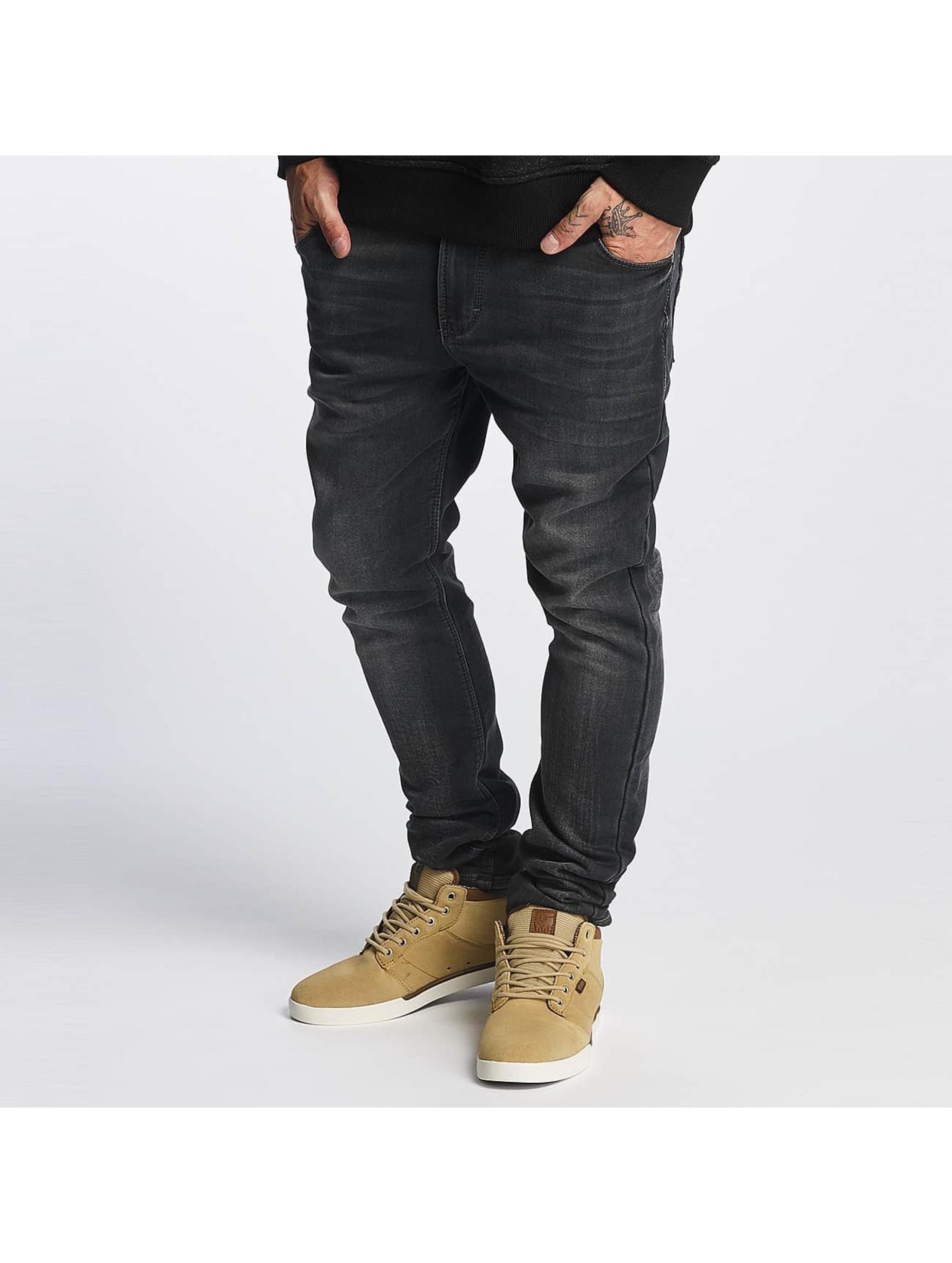 Reell Jeans Männer Jogginghose Jogger in schwarz