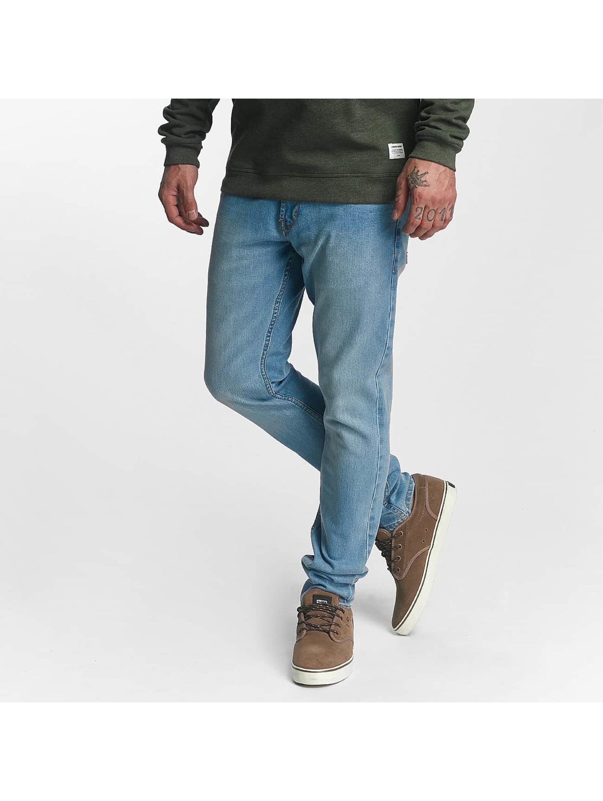 Reell Jeans Männer Slim Fit Jeans 1102001010011 in blau