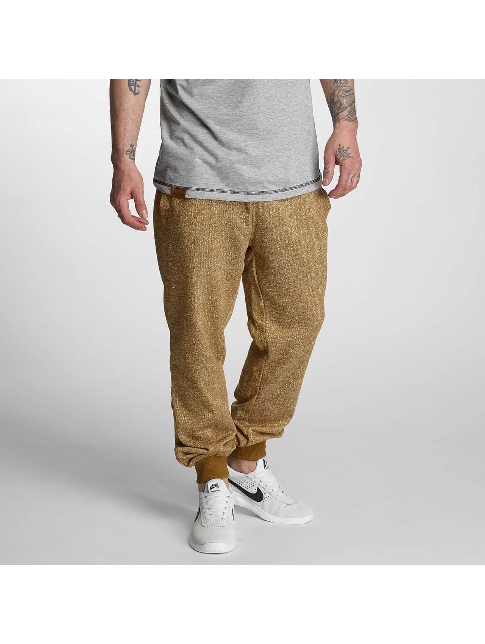 Southpole Männer Jogginghose Sweat in beige