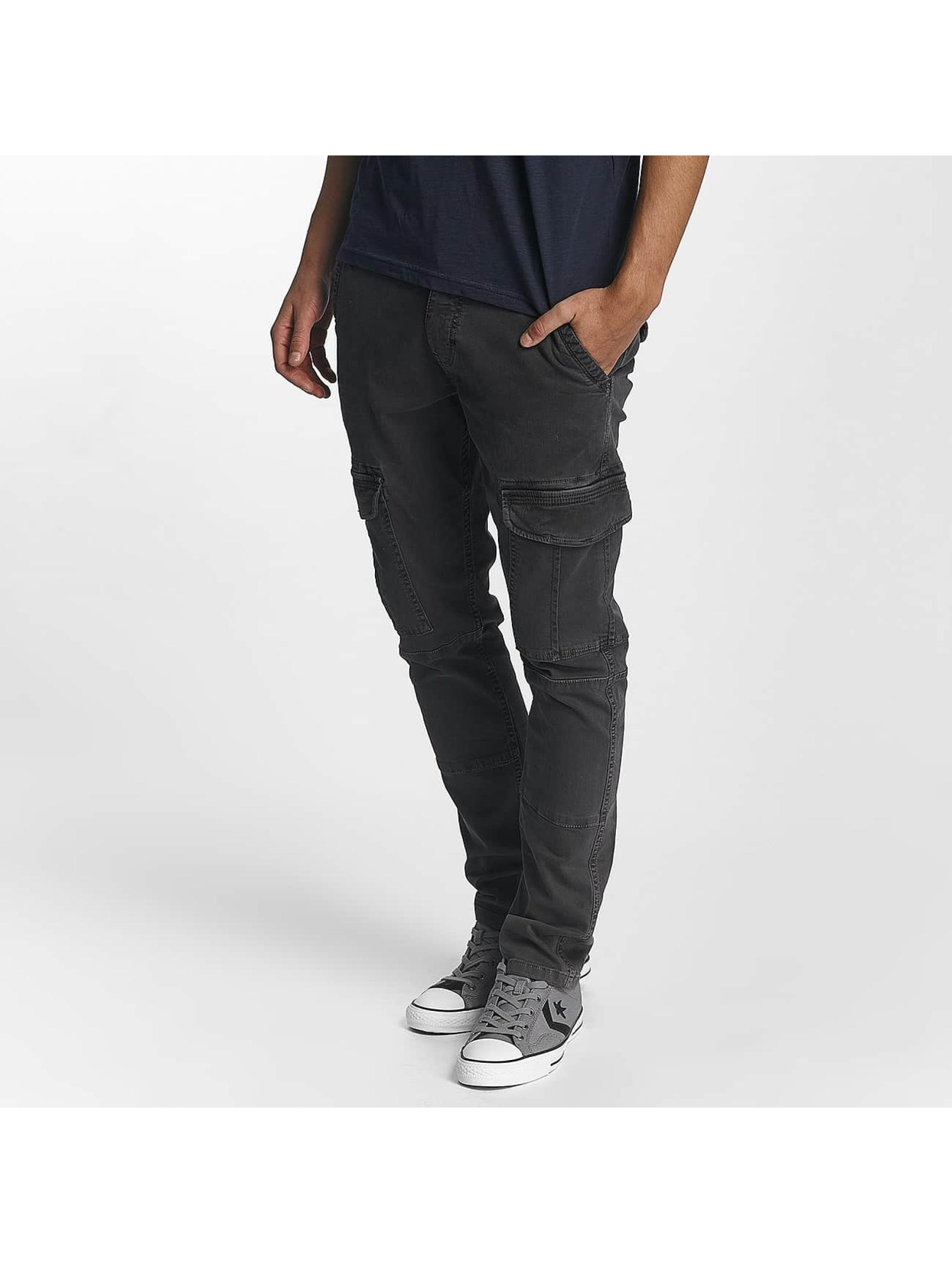 Mavi Jeans Männer Cargohose Yves Cargo in grau