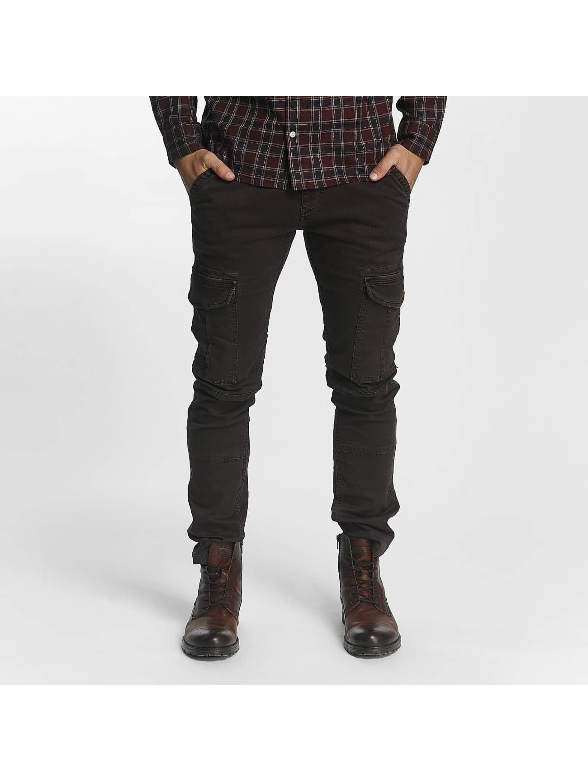 Mavi Jeans Männer Cargohose Yves Cargo in braun
