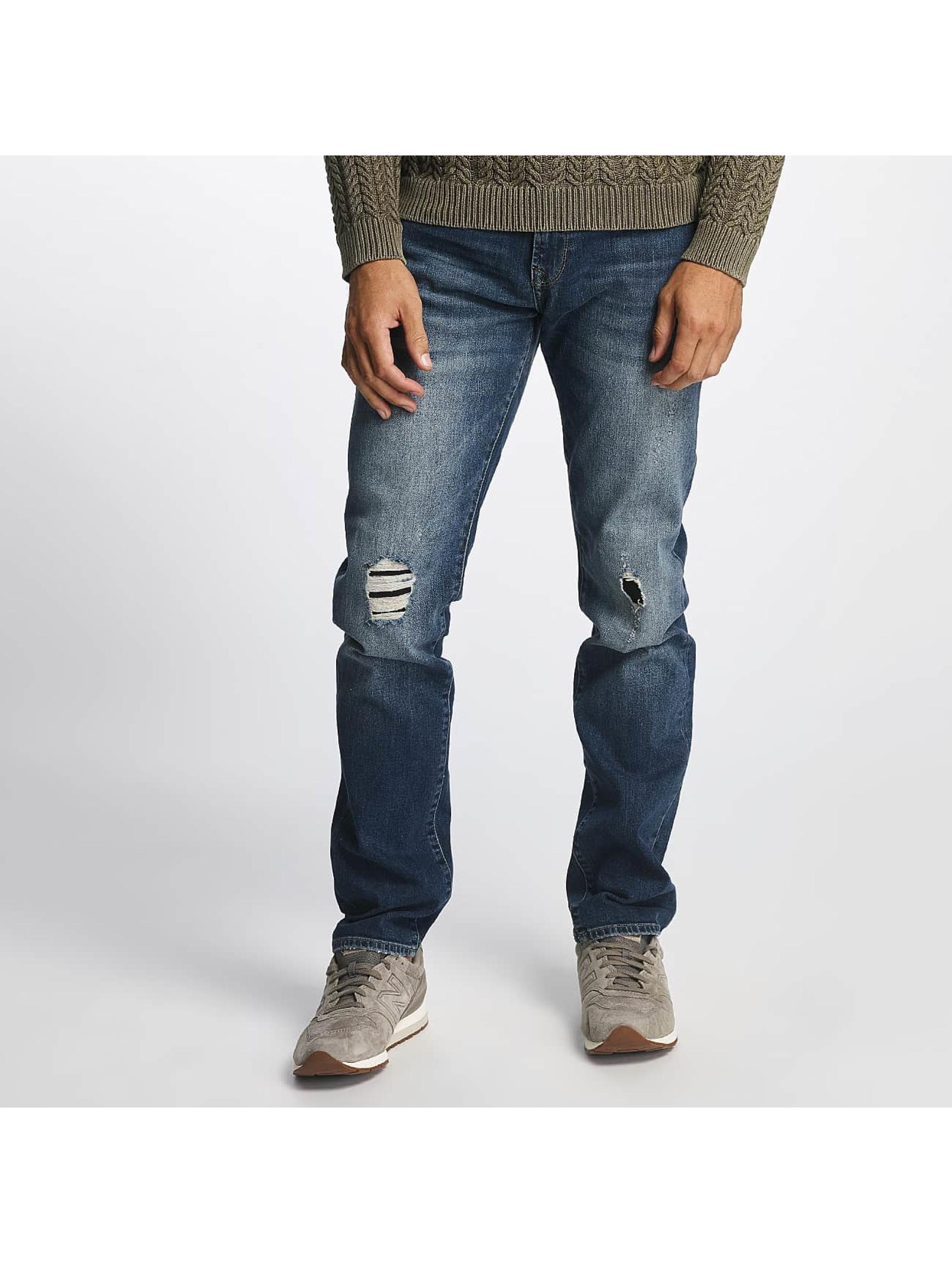 Mavi Jeans Männer Slim Fit Jeans Marcus in blau
