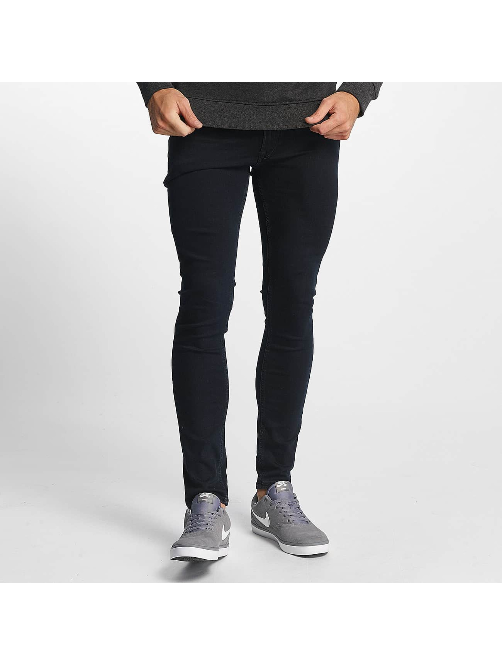 Jack & Jones Männer Skinny Jeans jjiLiam jjOriginal AM 647 in blau