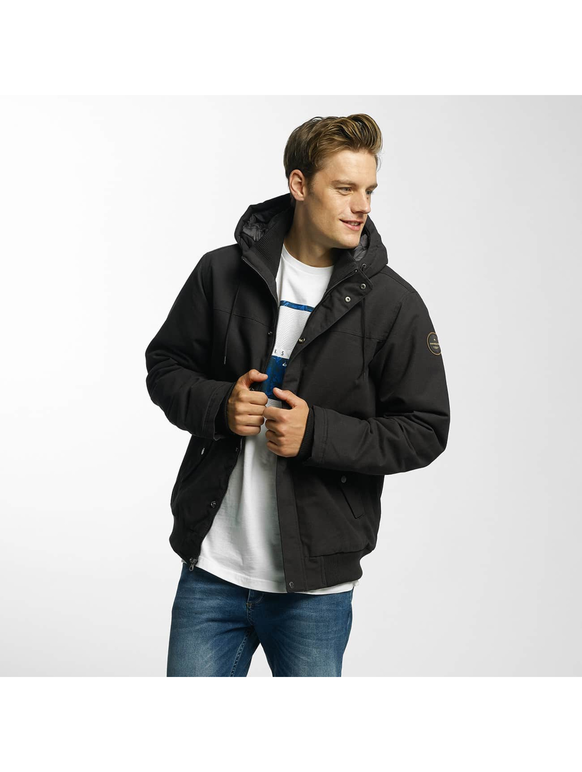 Quiksilver Männer Winterjacke Everyday Brooks in schwarz