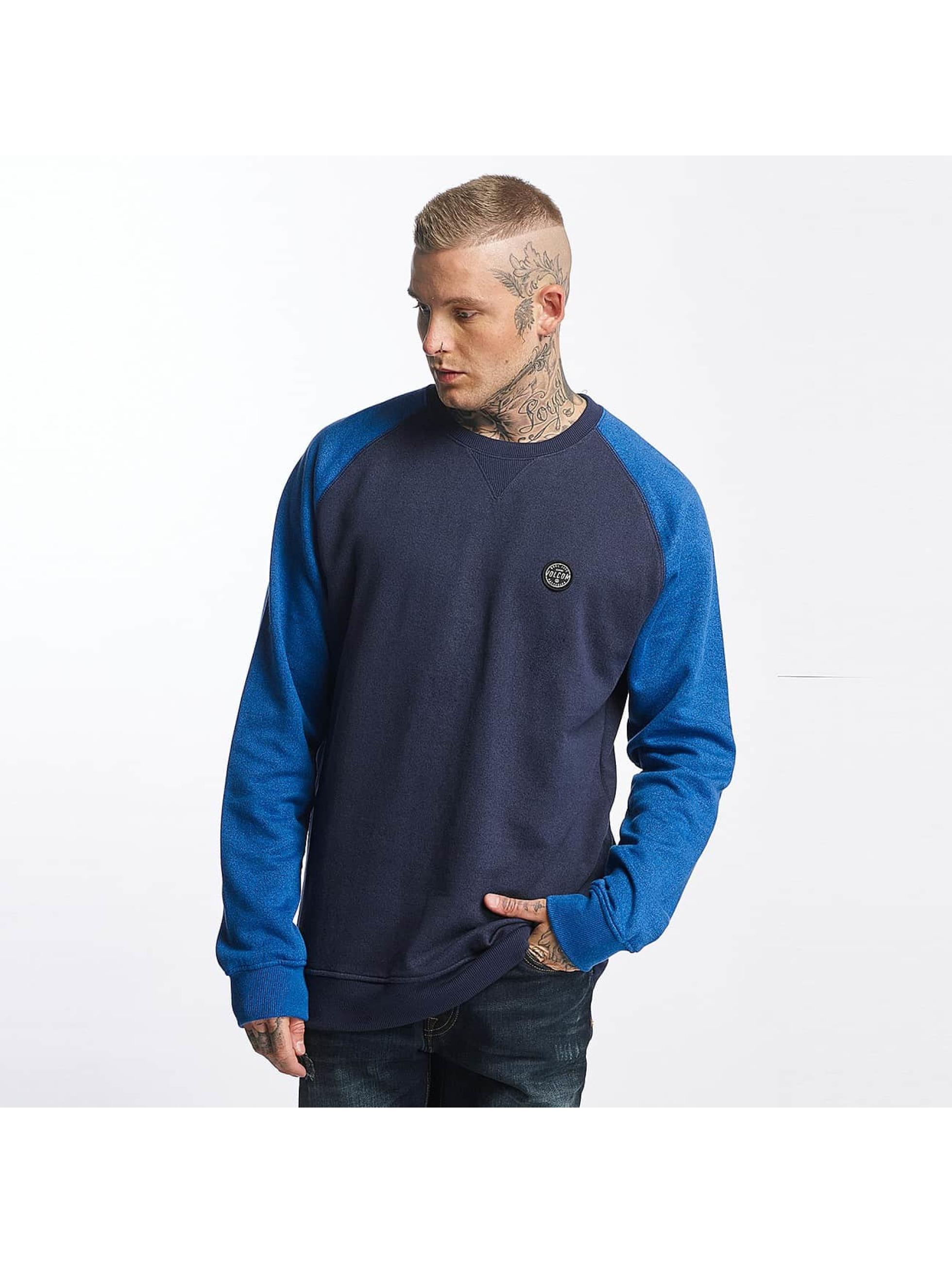 Volcom Männer Pullover Homak in blau