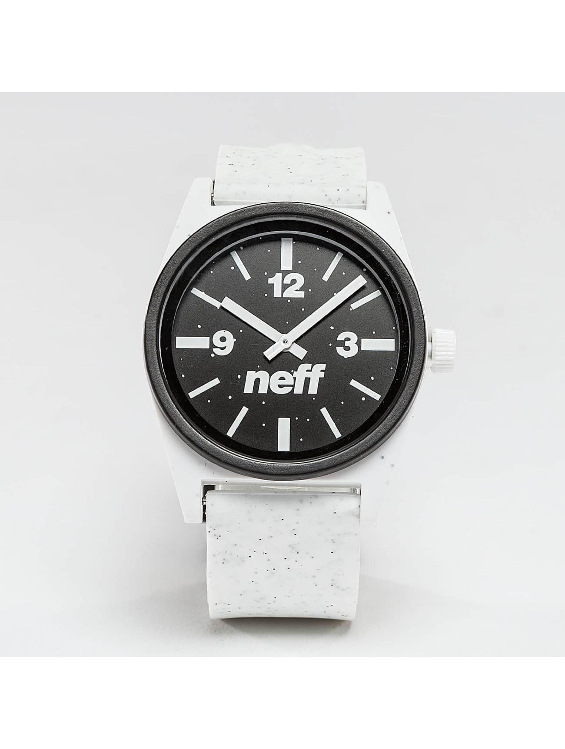 NEFF Männer,Frauen Uhr Deuce in weiß