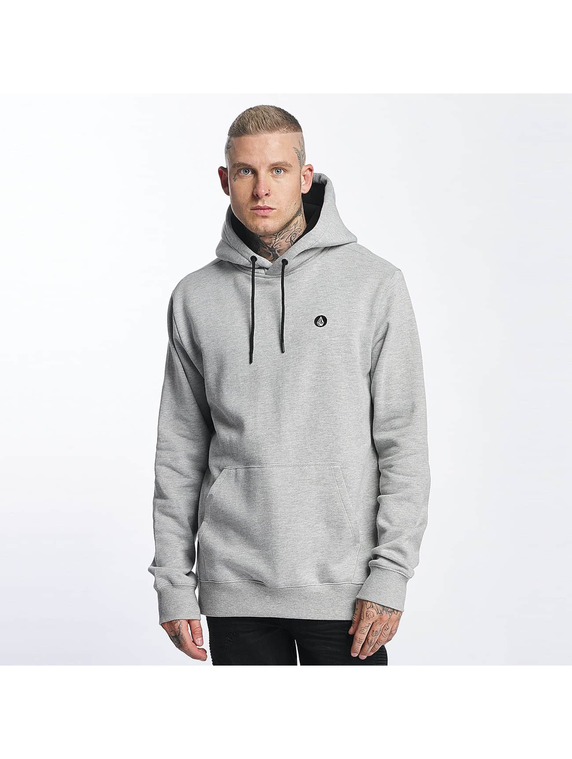 Volcom Männer Hoody Single Stone in grau