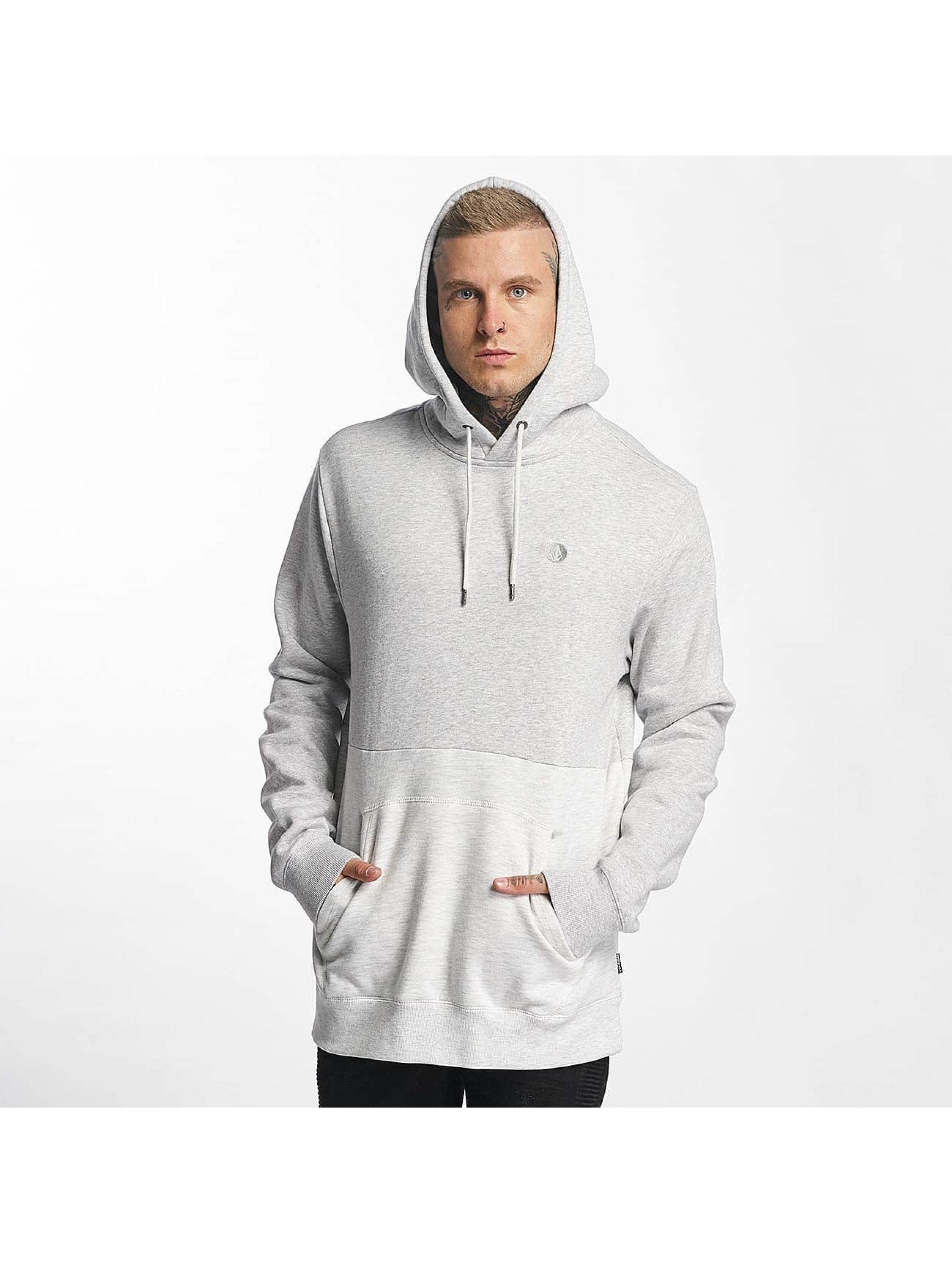 Volcom Männer Hoody Single Stone Division in grau