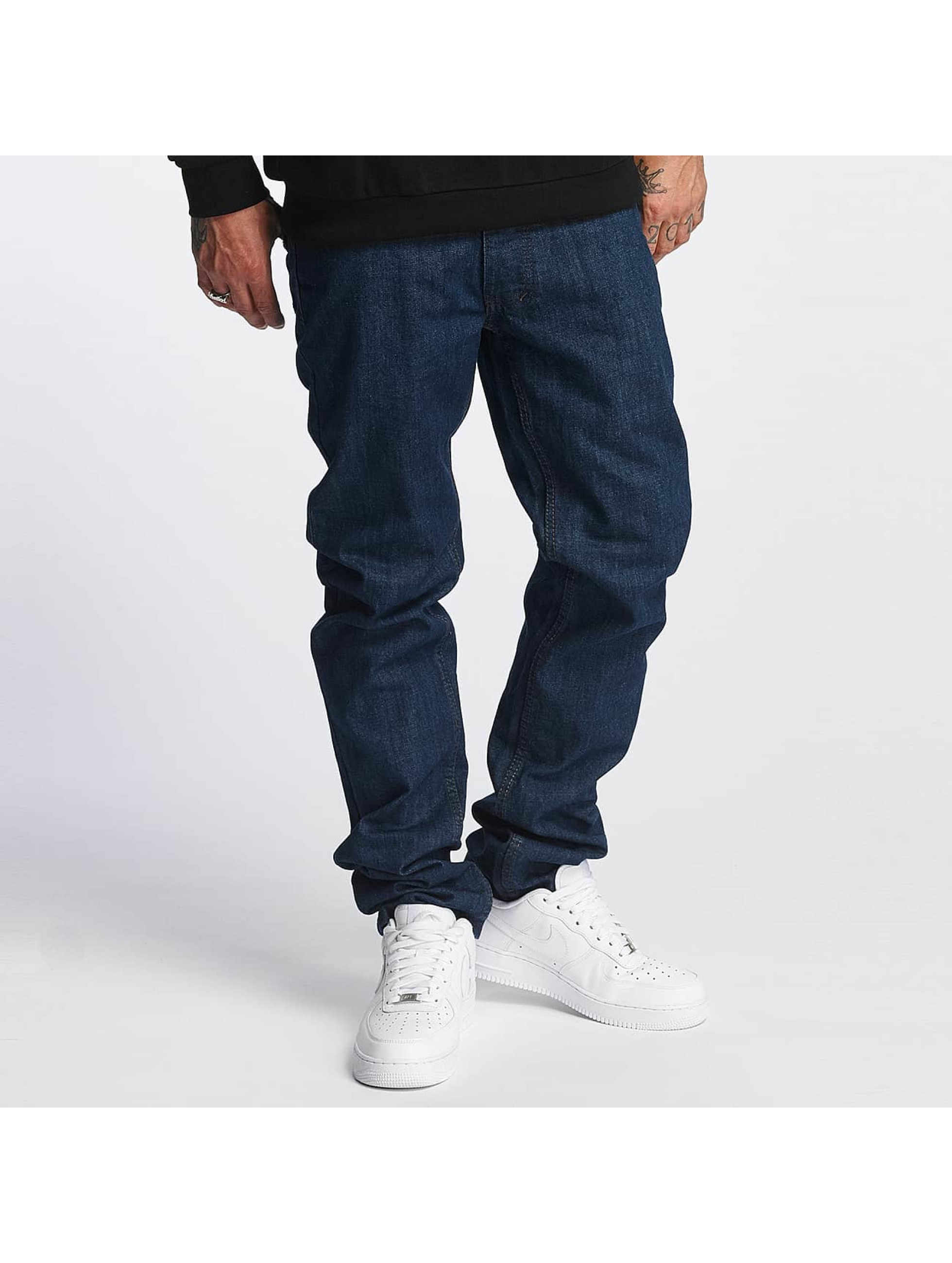 Rocawear / Straight Fit Jeans Relax in blue W 38