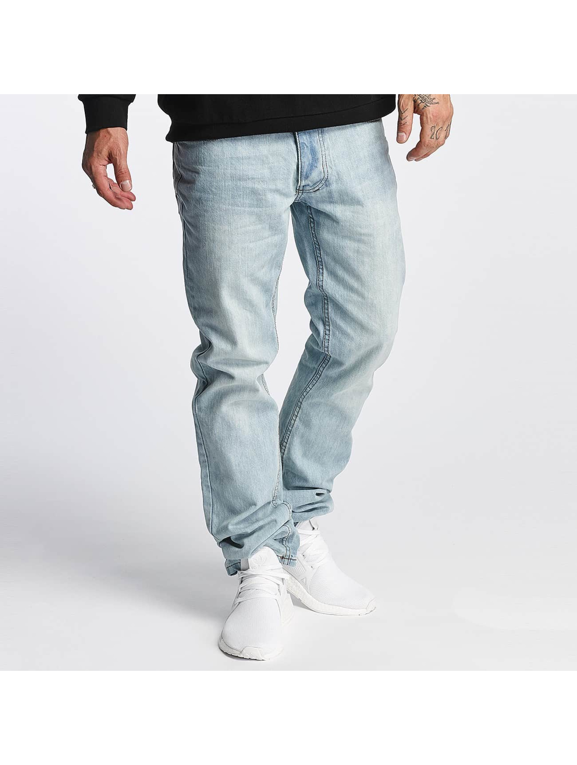 Rocawear Männer Straight Fit Jeans Relax Fit in blau