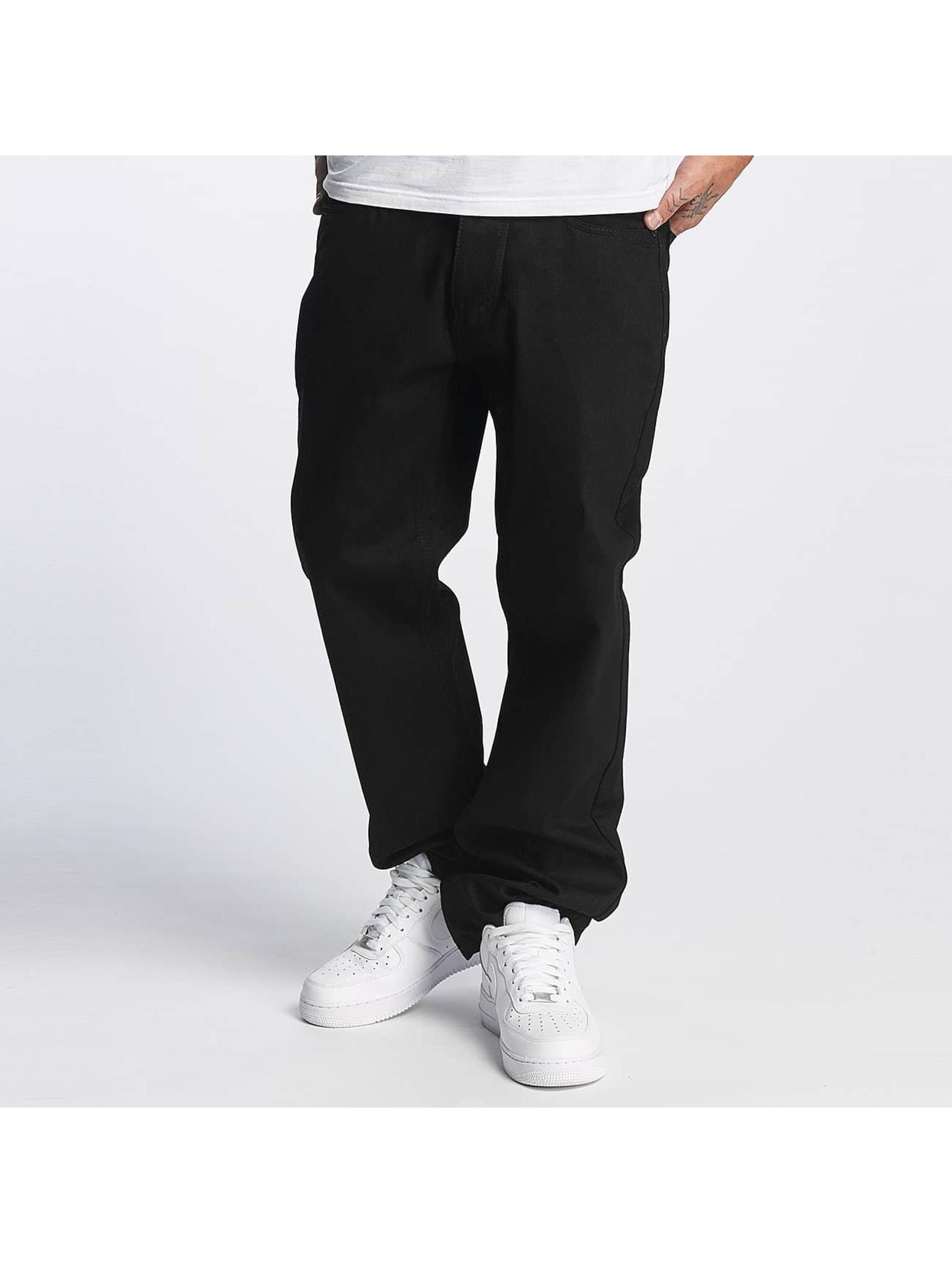 Rocawear Männer Loose Fit Jeans R in schwarz