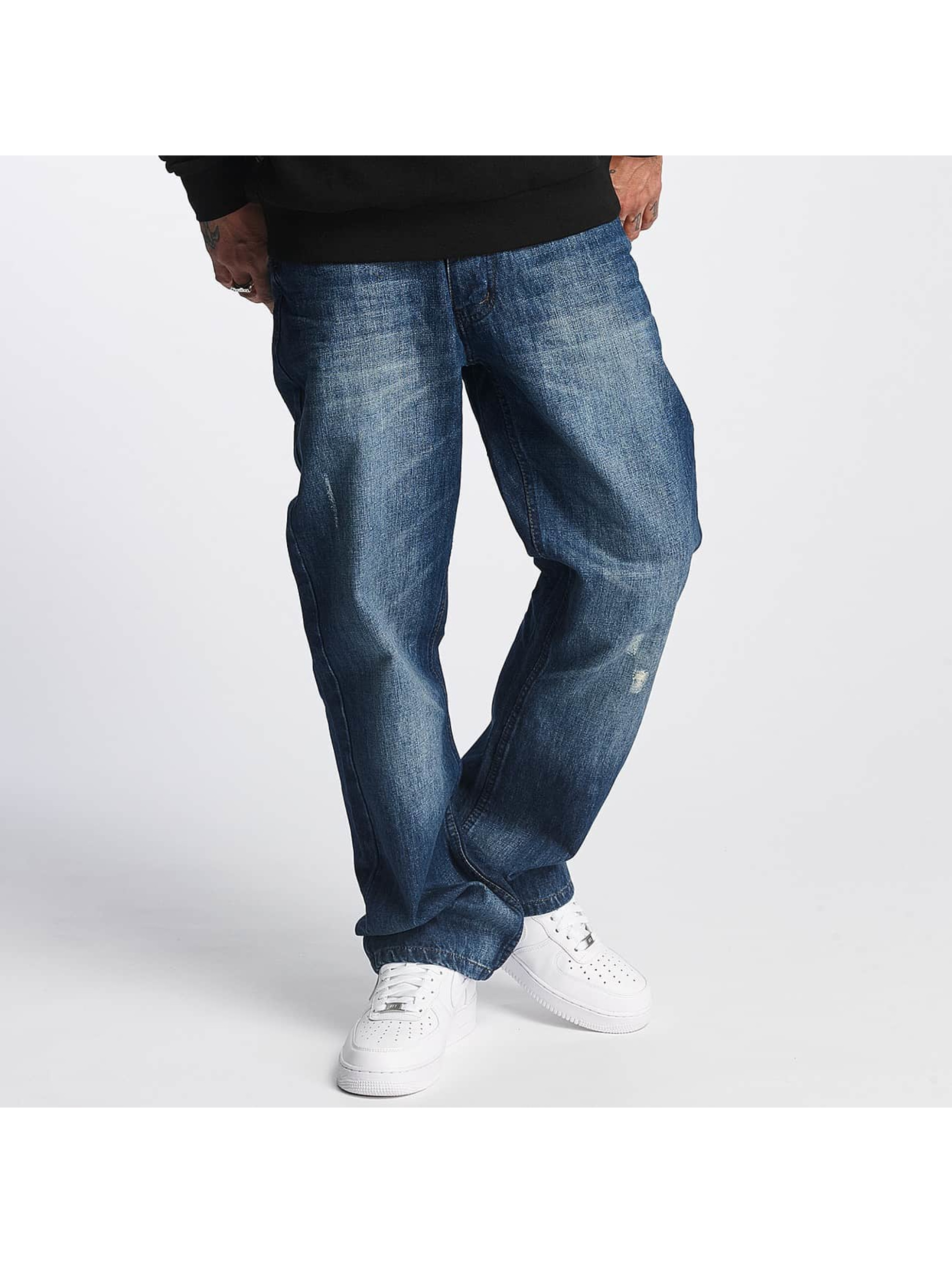 Rocawear / Loose Fit Jeans R in blue W 40