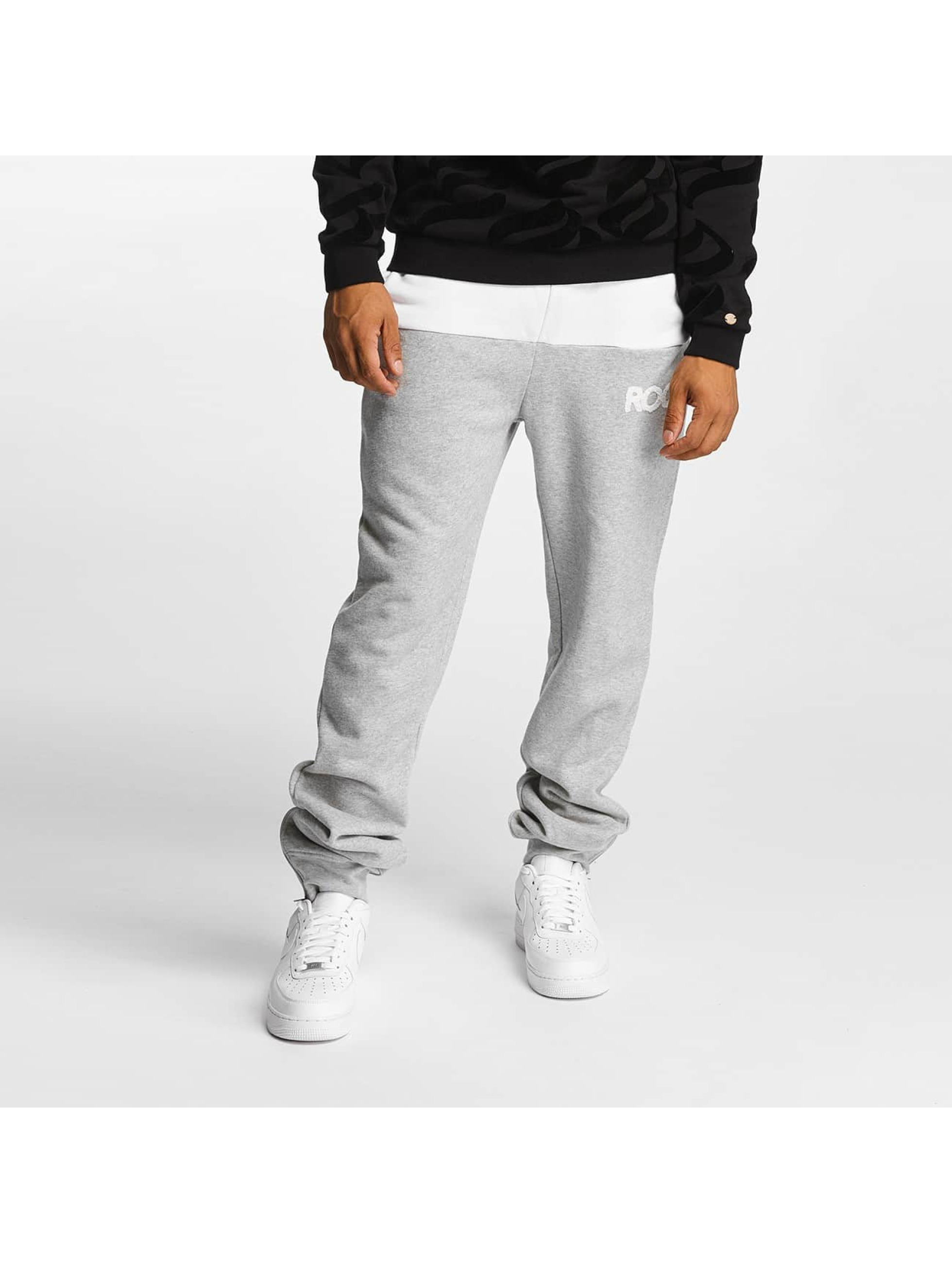 Rocawear Männer Jogginghose Retro Sport Fleece in grau