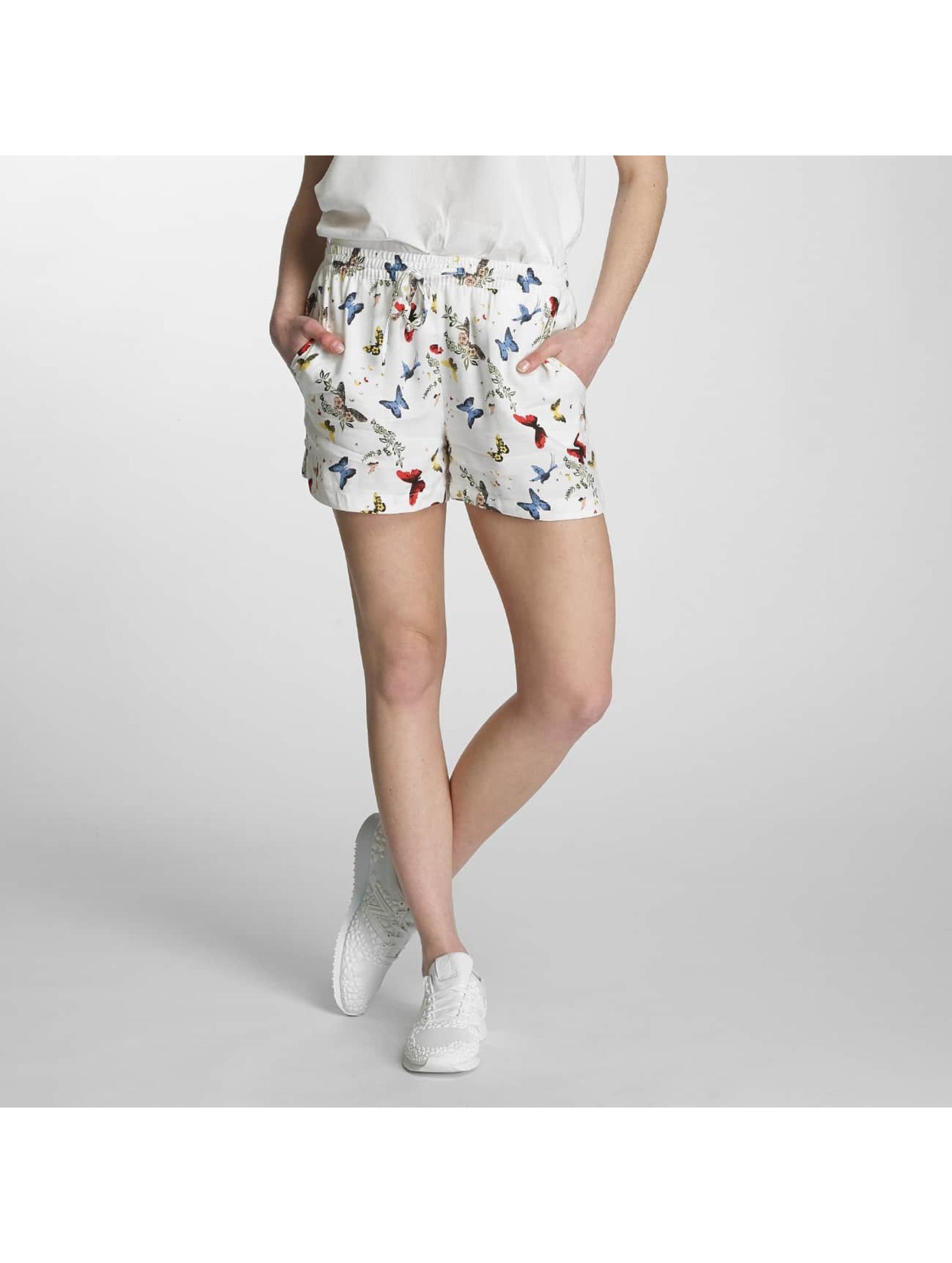 Vero Moda Frauen Shorts vmNow in weiß