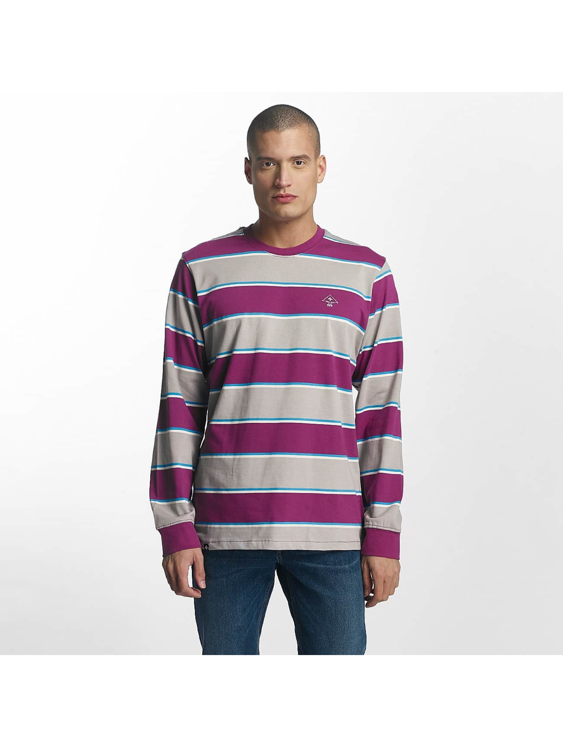 LRG Männer Longsleeve Research Collection in violet