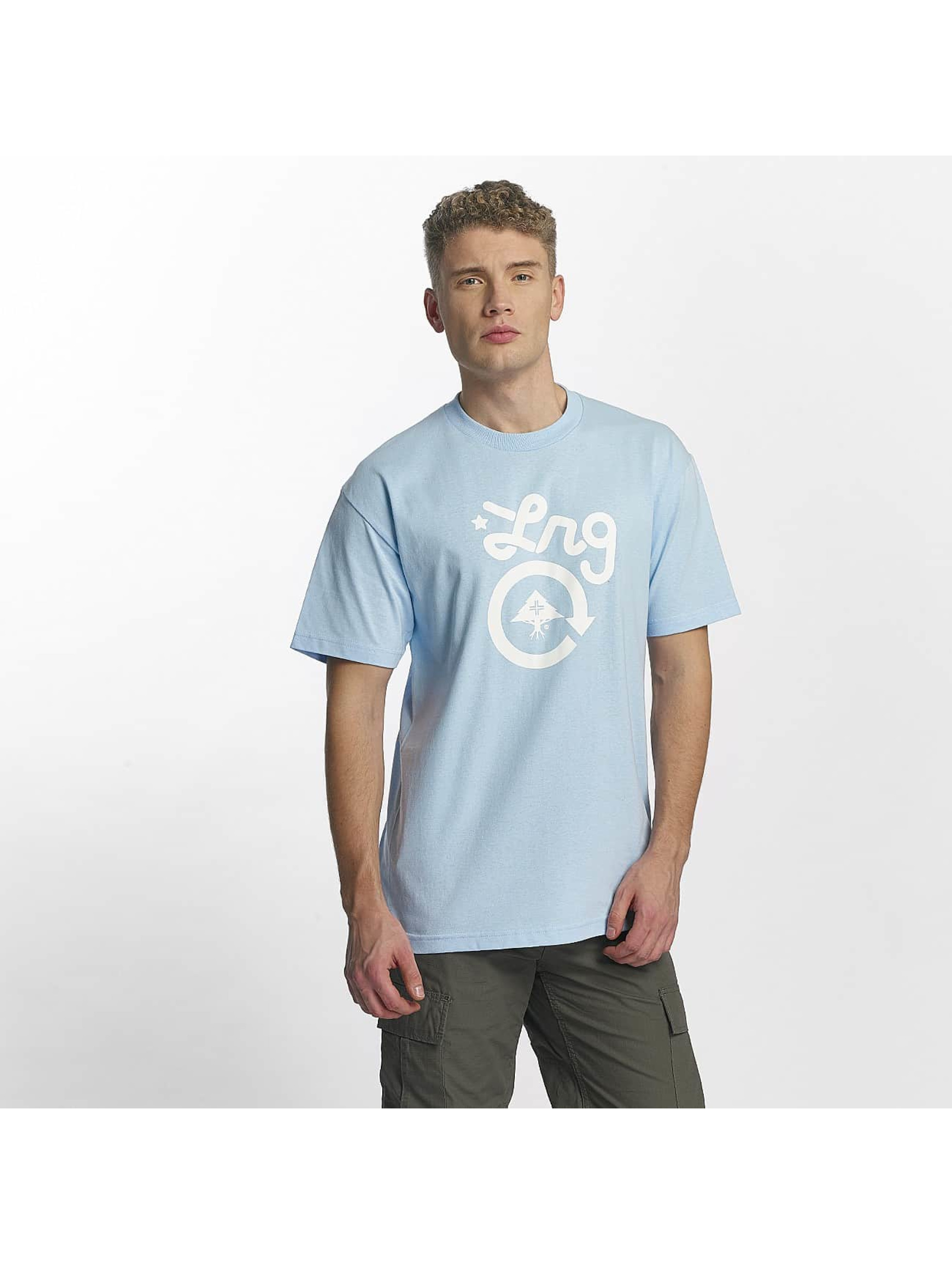 LRG Männer T-Shirt Cycle Logo in blau
