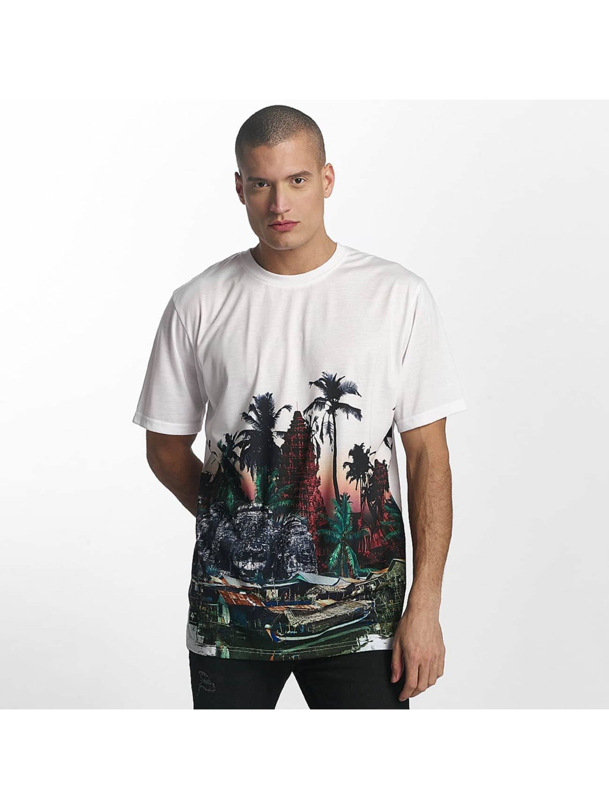LRG Männer T-Shirt Ankor Knit in weiß