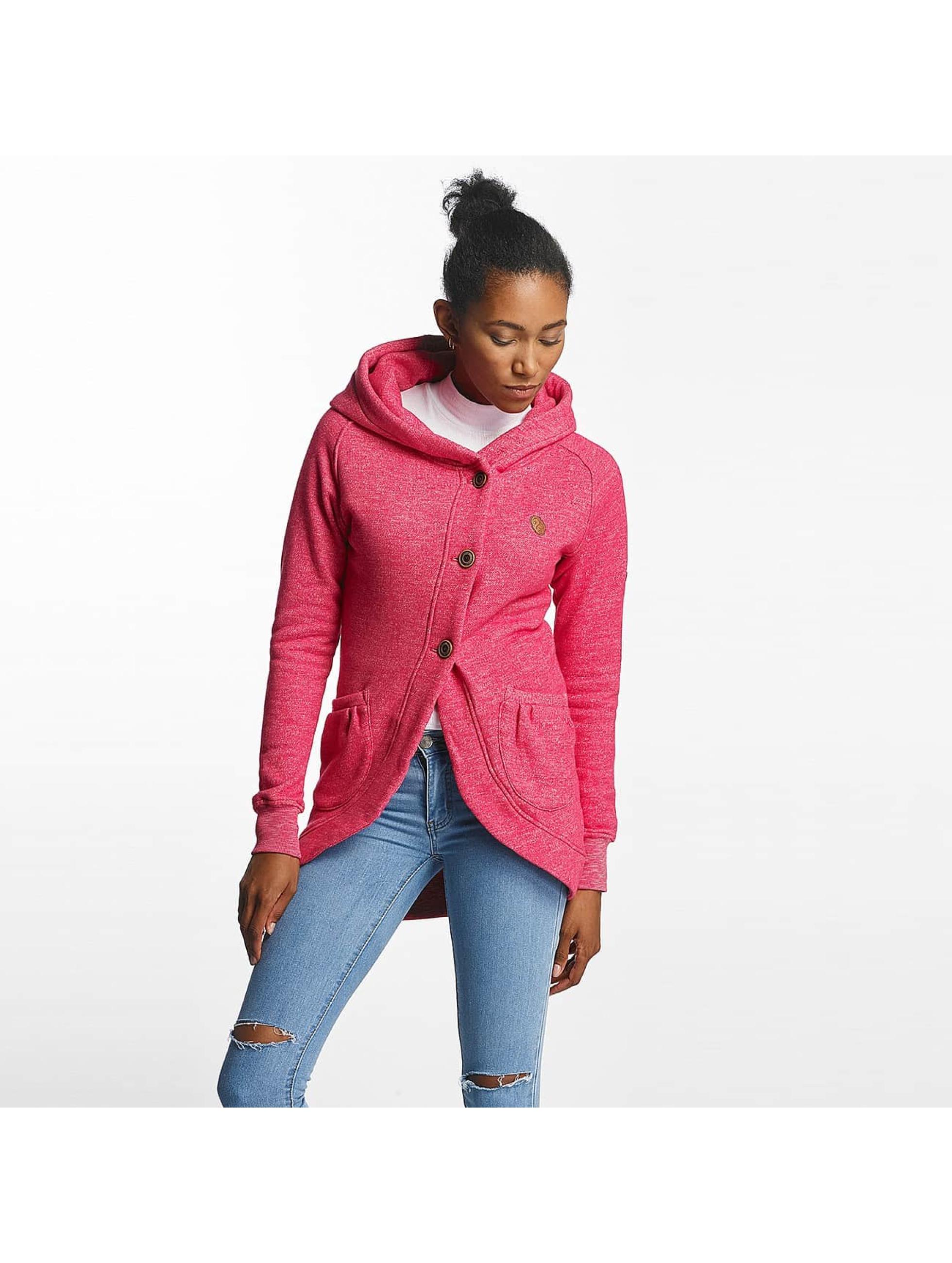Alife & Kickin Frauen Strickjacke Mary in pink