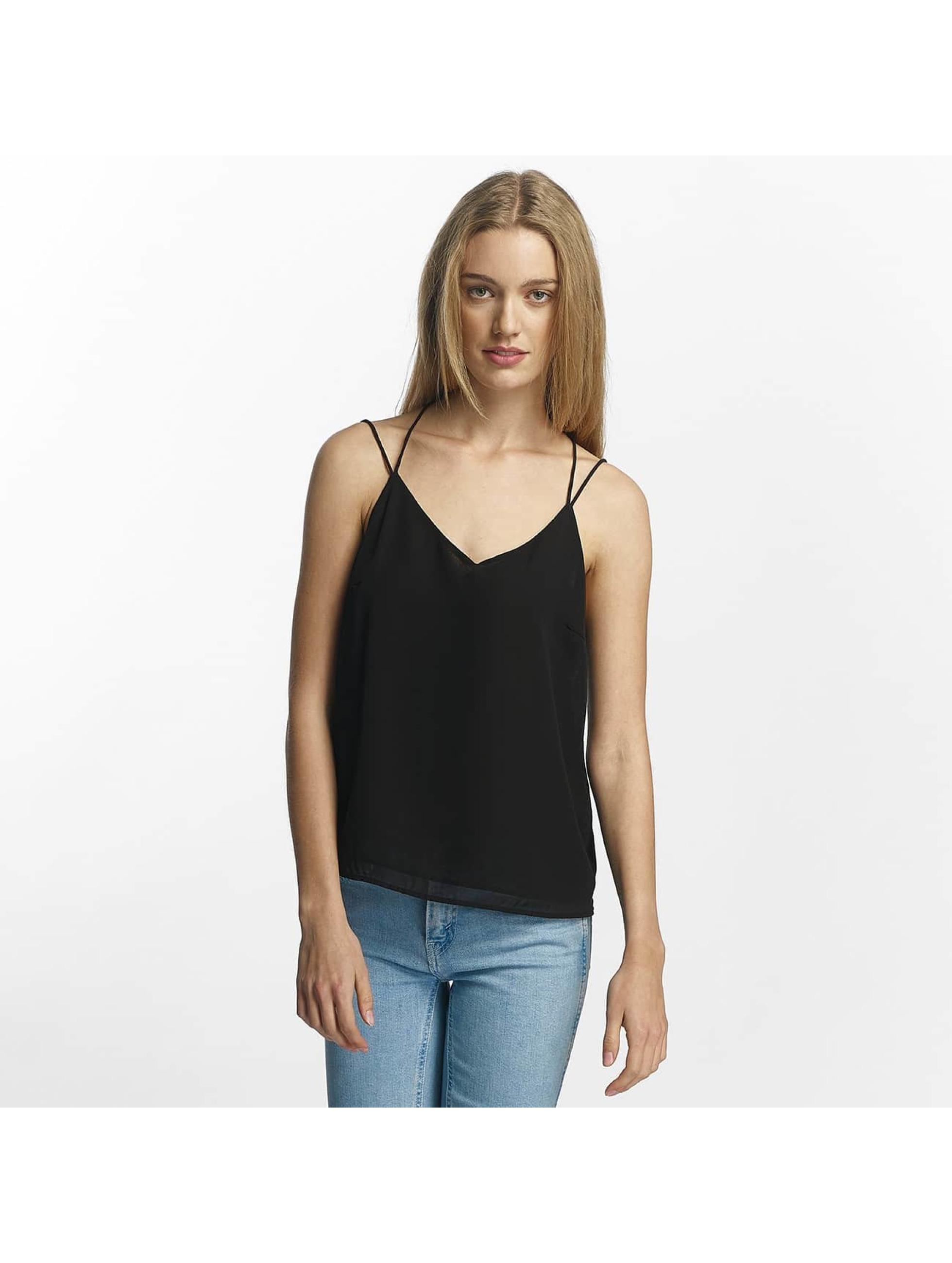 Vero Moda Frauen Top vmAmaze in schwarz