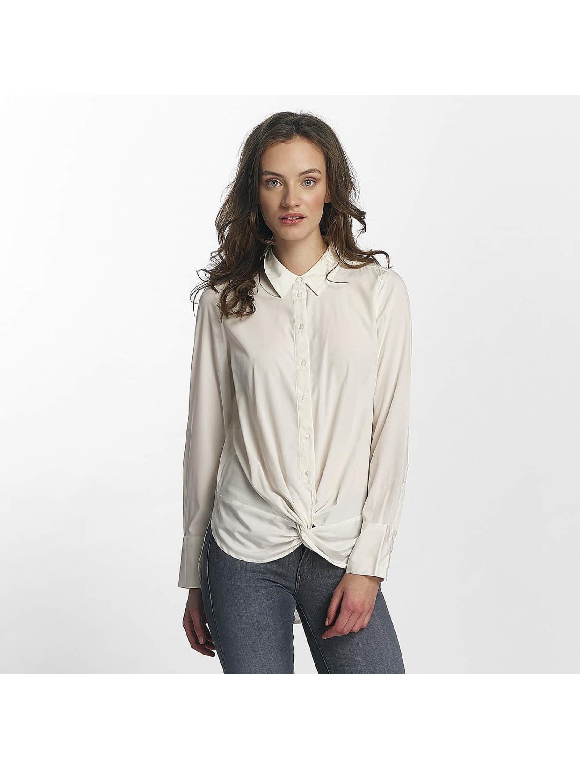 Vero Moda Frauen Hemd vmBind in weiß