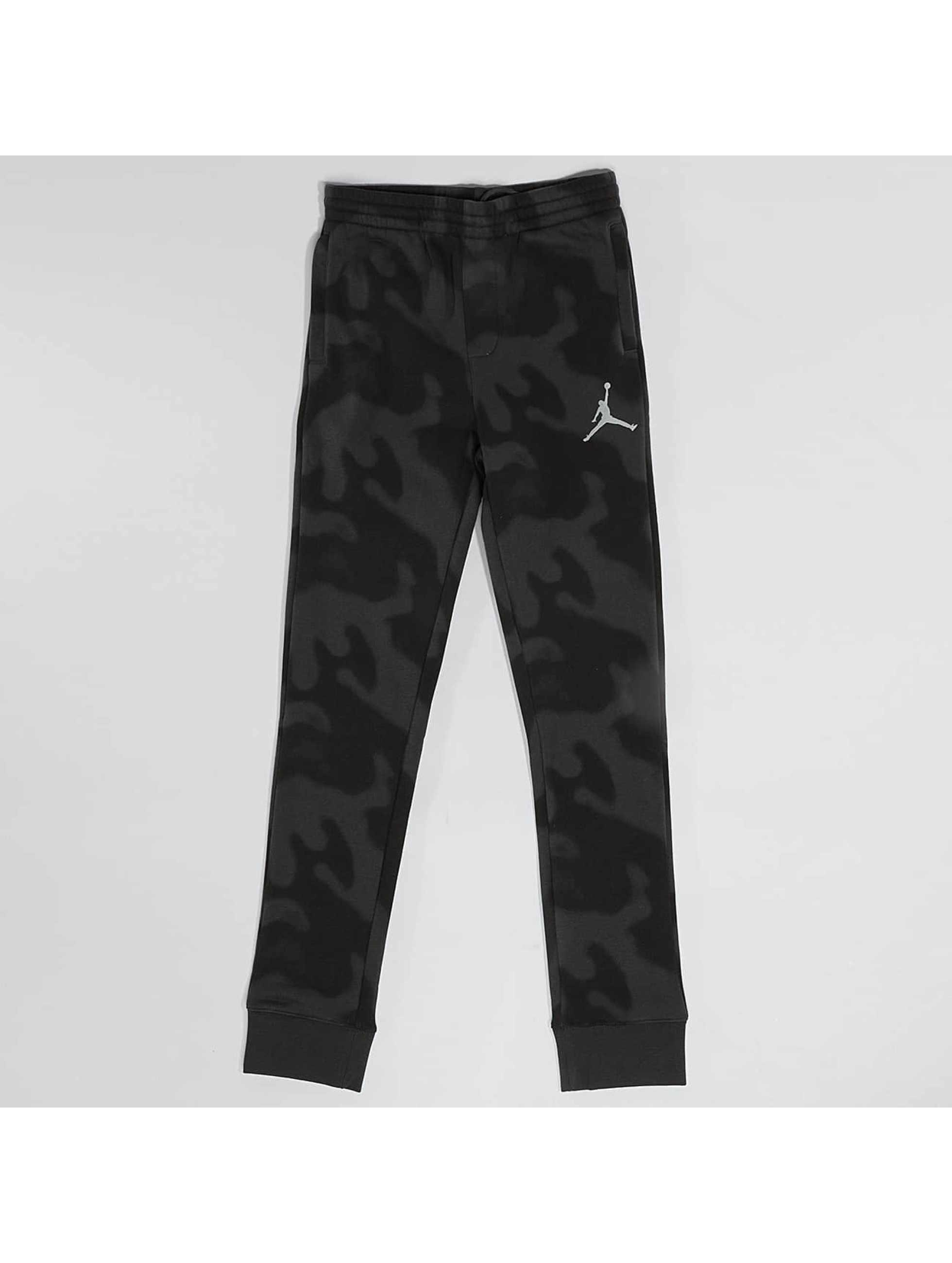 Jordan Kinder Jogginghose P51 in schwarz