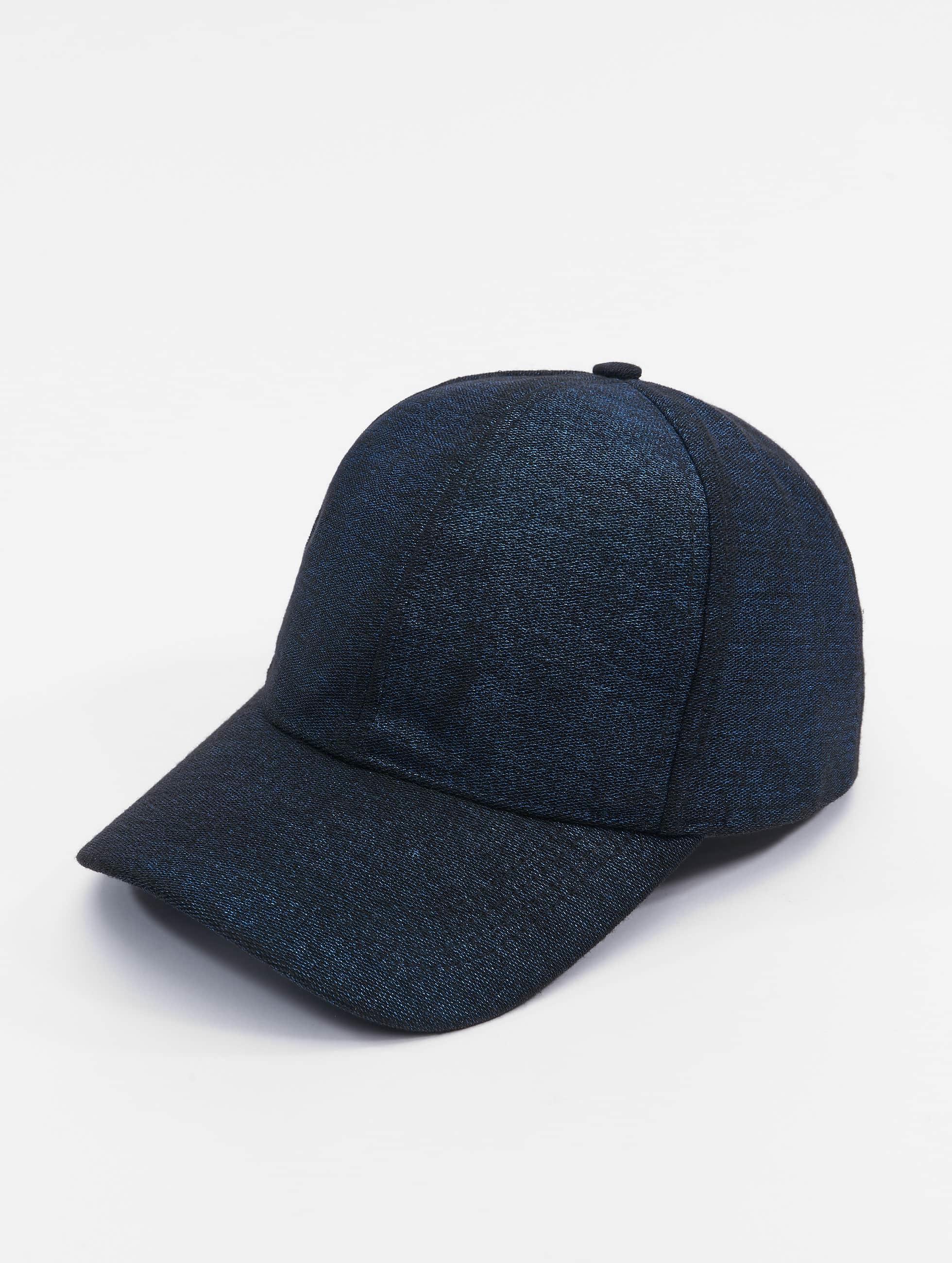 Bangastic Frauen Snapback Cap Glances in blau